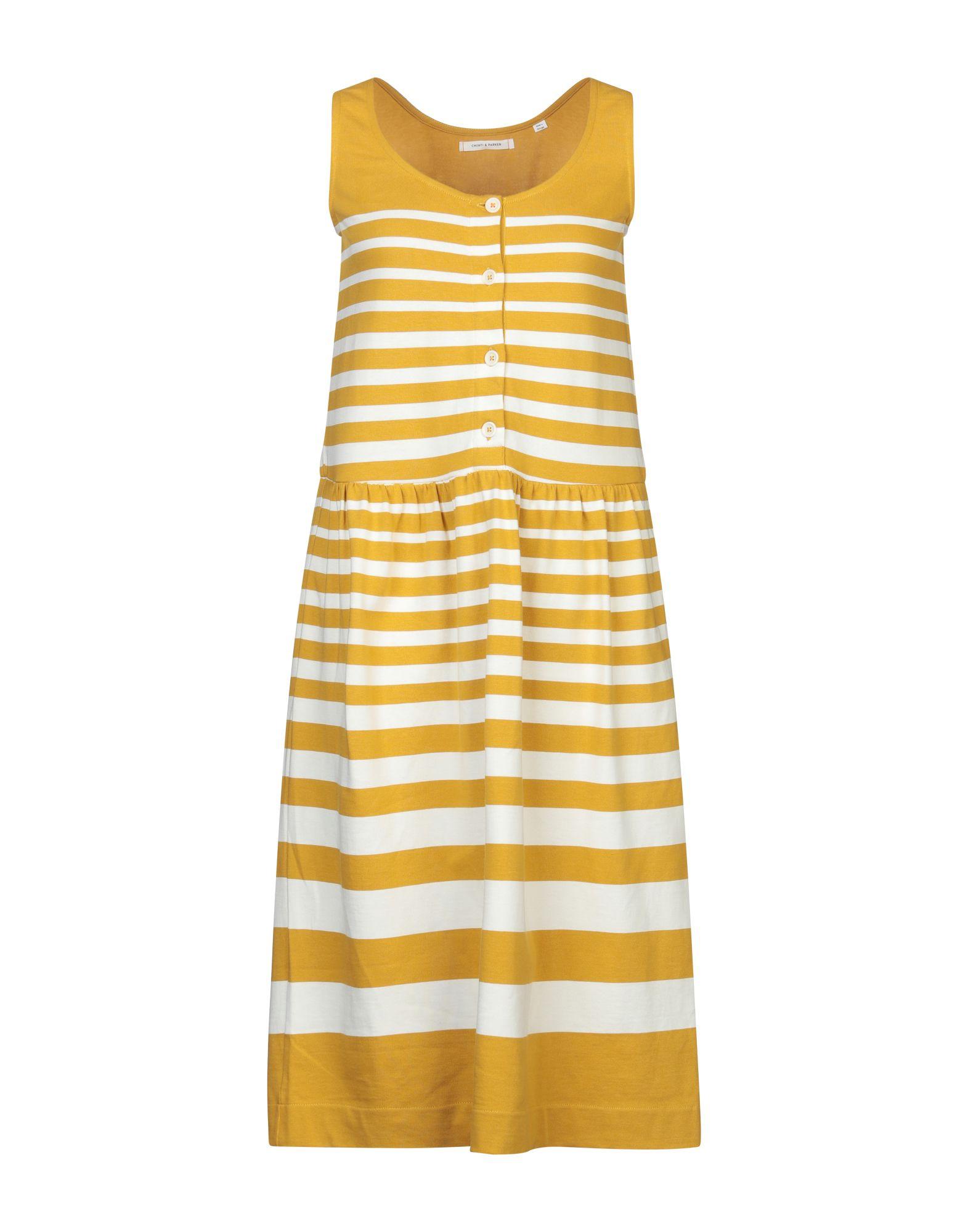 Фото - CHINTI AND PARKER Платье длиной 3/4 chinti and parker топ без рукавов