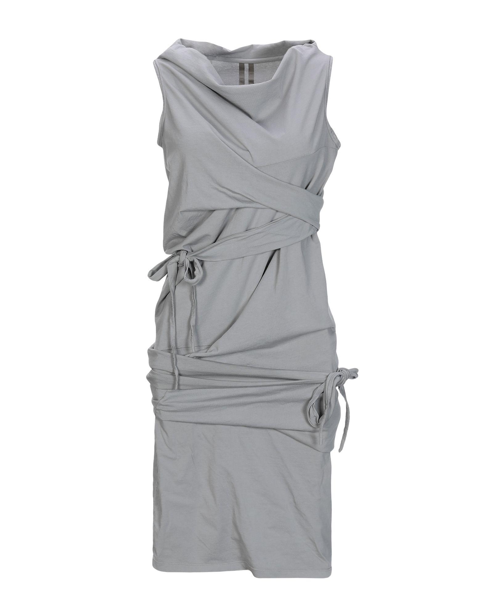 DRKSHDW by RICK OWENS Короткое платье блузка quelle rick cardona by heine 4025