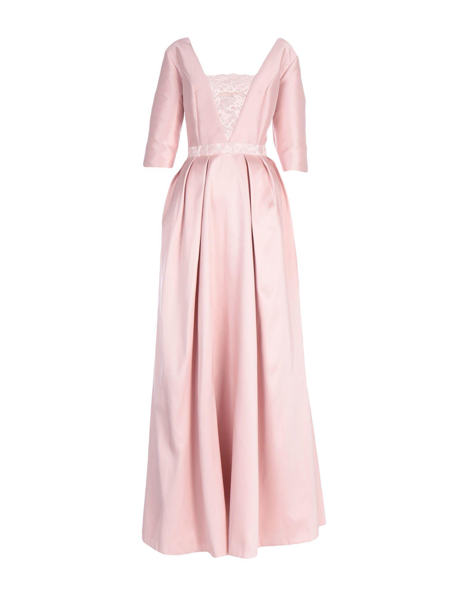ALEX VIDAL Длинное платье платье alex lu alex lu mp002xw1f8wv