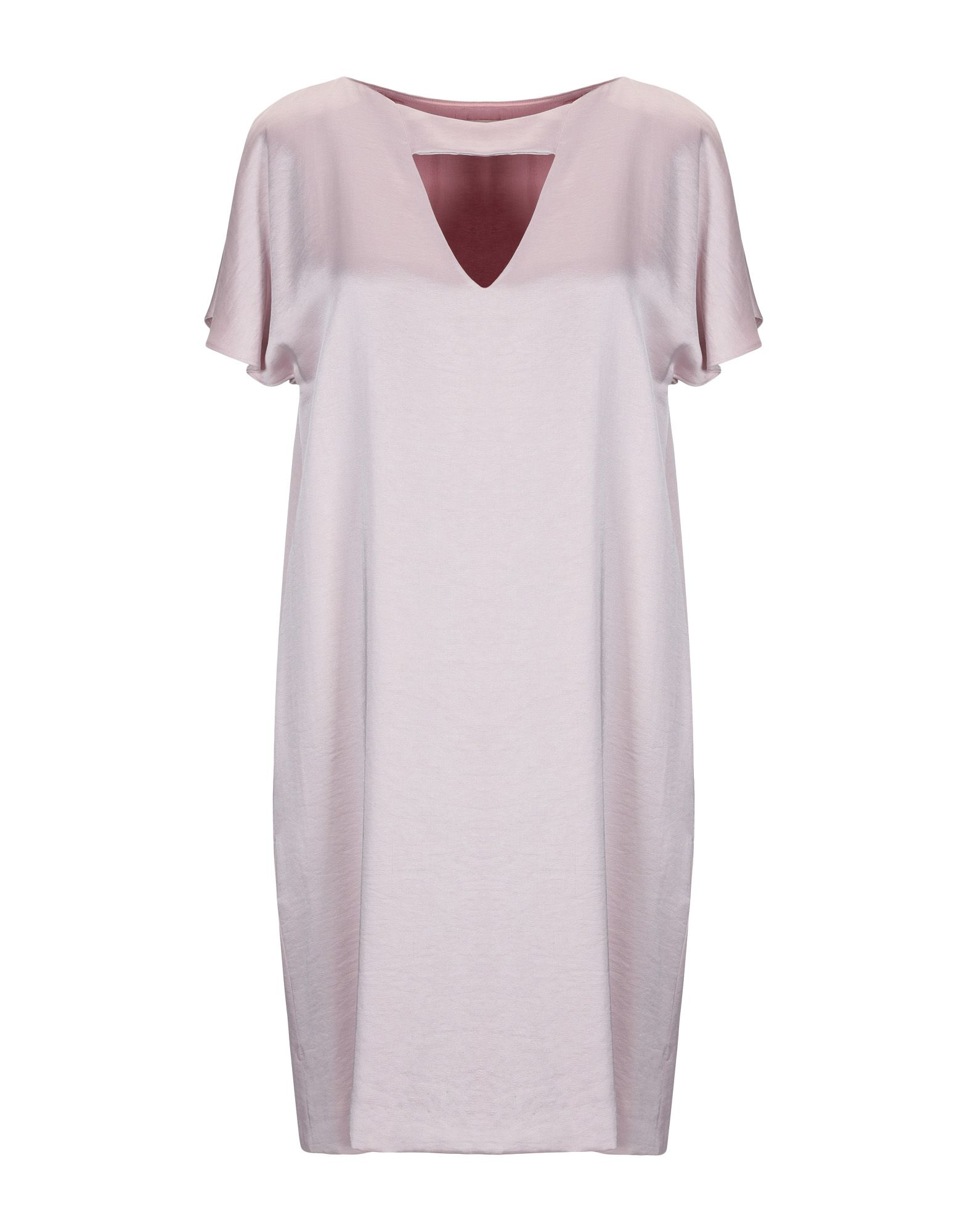 ALEX VIDAL Короткое платье платье alex lu alex lu mp002xw1f8wv