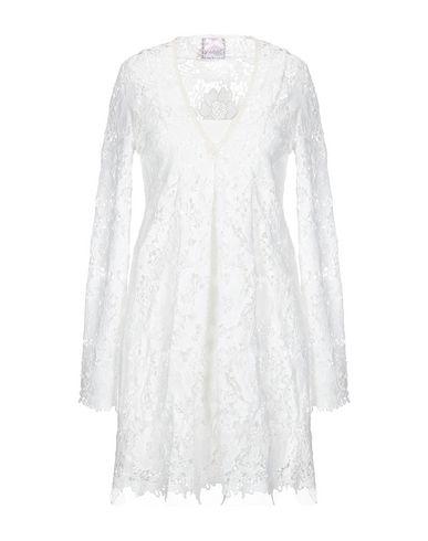 Фото - Женское короткое платье SWEET SECRETS белого цвета