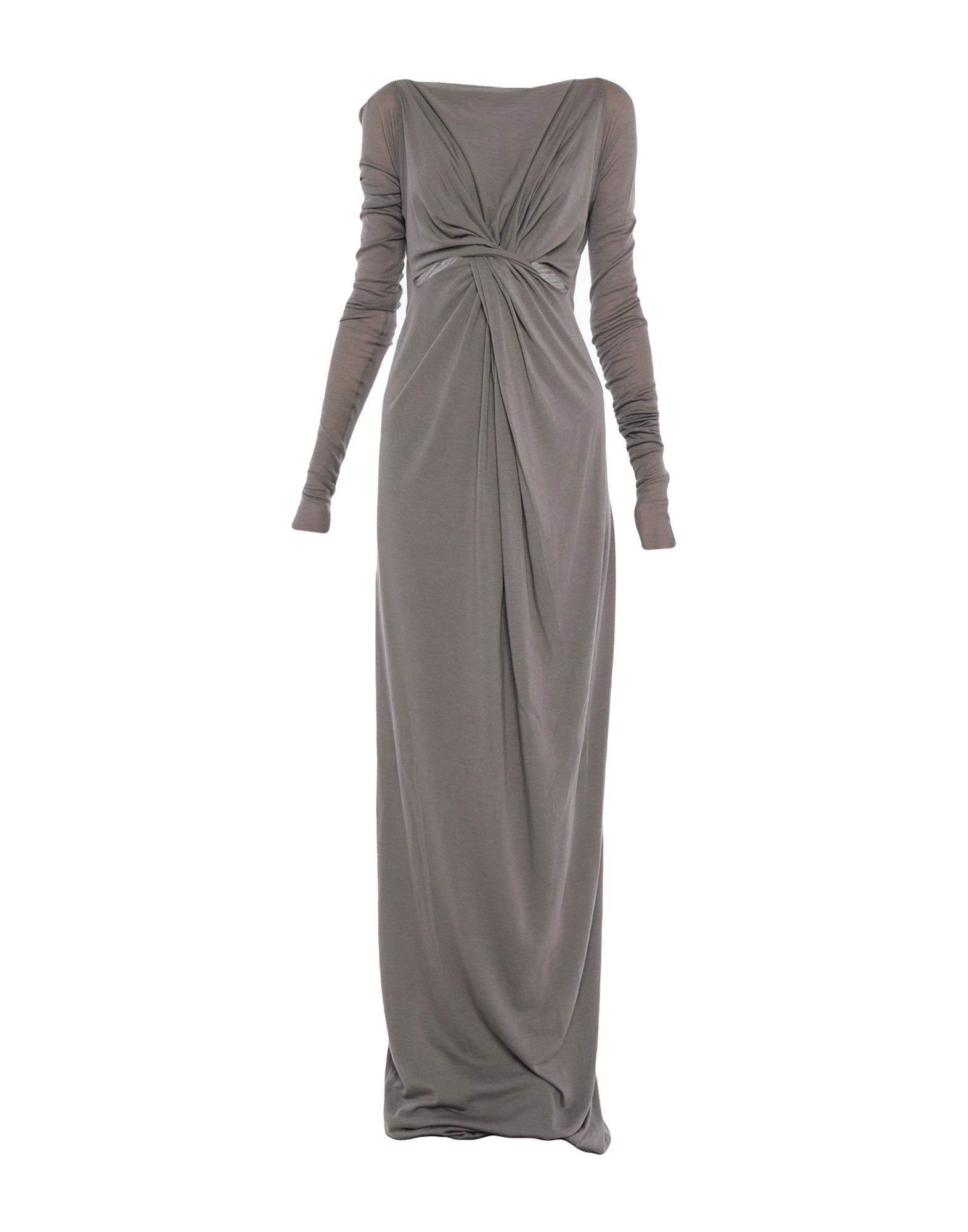 DRKSHDW by RICK OWENS Длинное платье цена