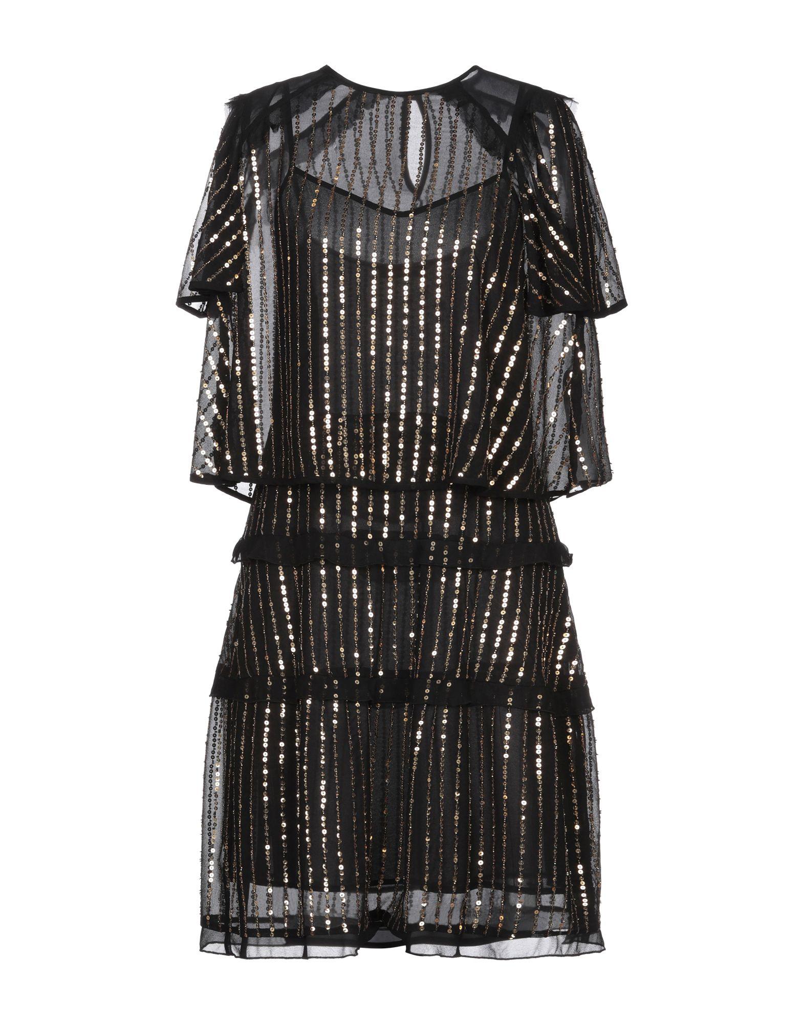 TWINSET Платье до колена equipment платье до колена