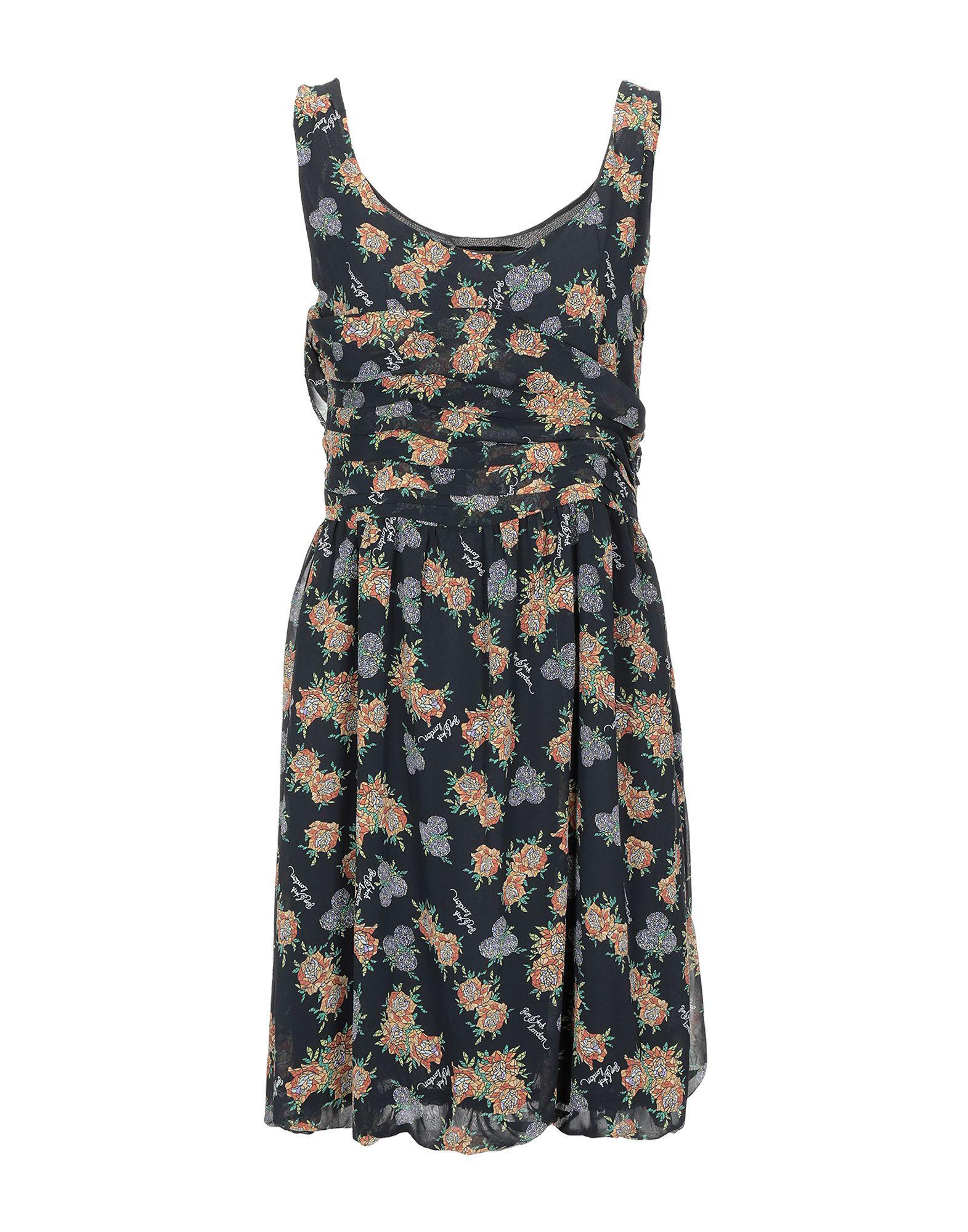PAM & ARCH Короткое платье