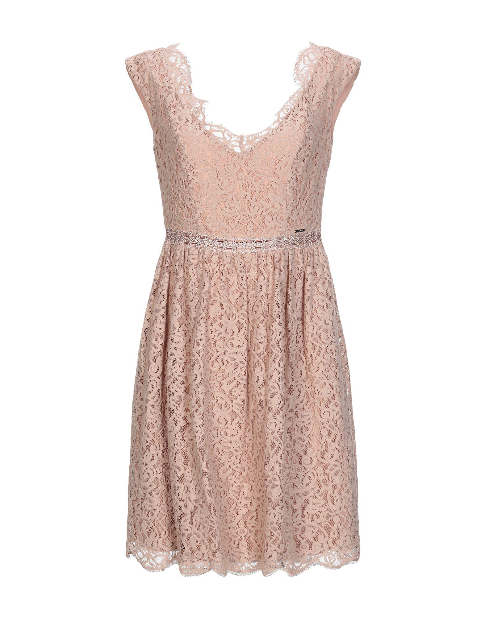 купить LIU •JO Платье до колена по цене 13000 рублей