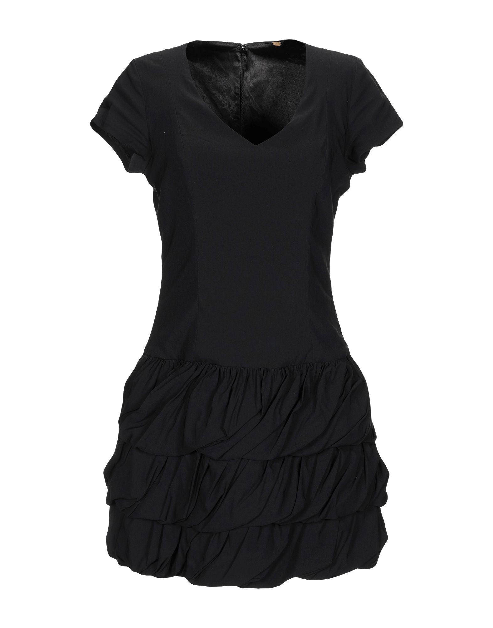 Фото - KOVA&T Короткое платье t skirt зеленое короткое платье