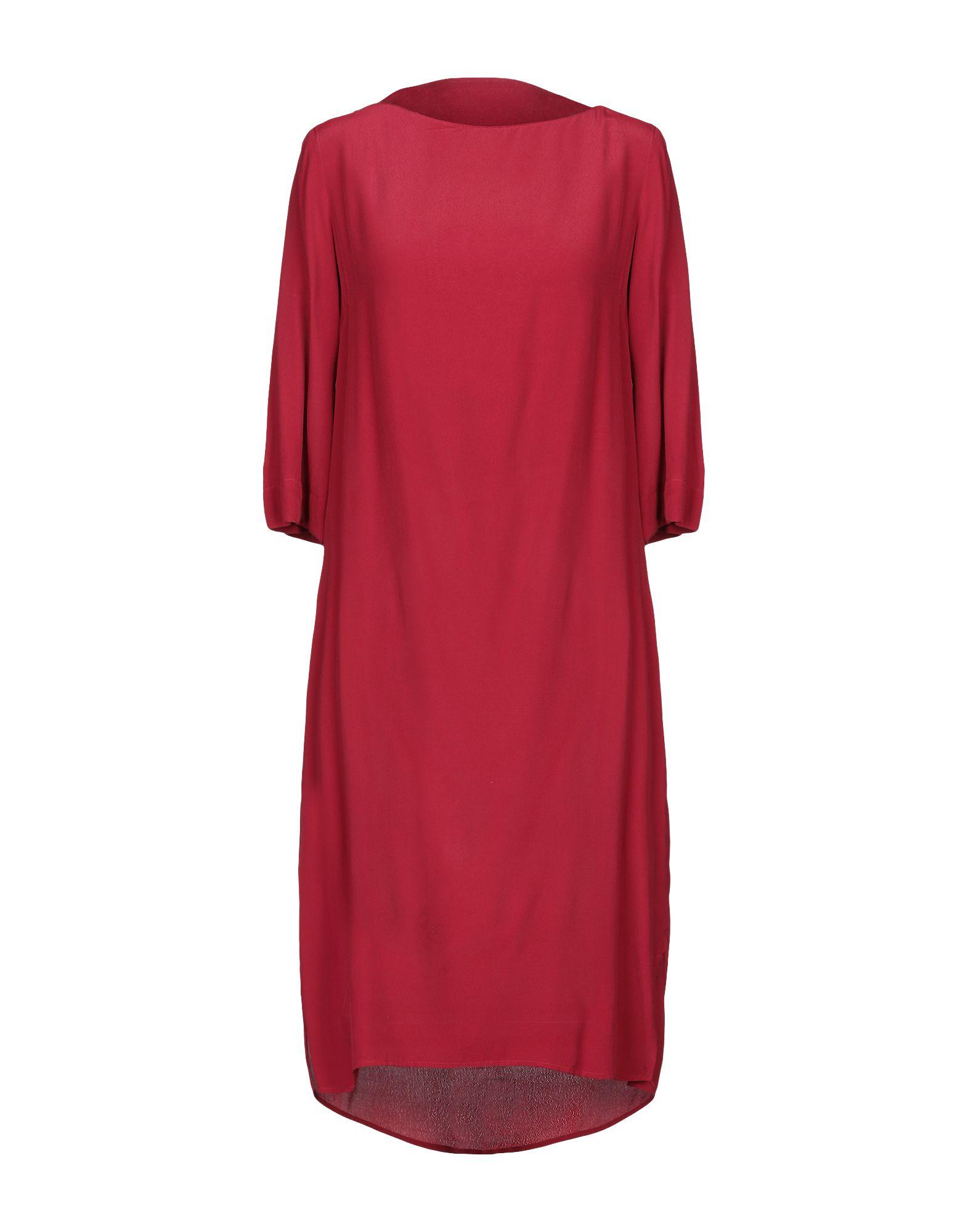 LA FABRIQUE Платье до колена la fabrique платье длиной 3 4