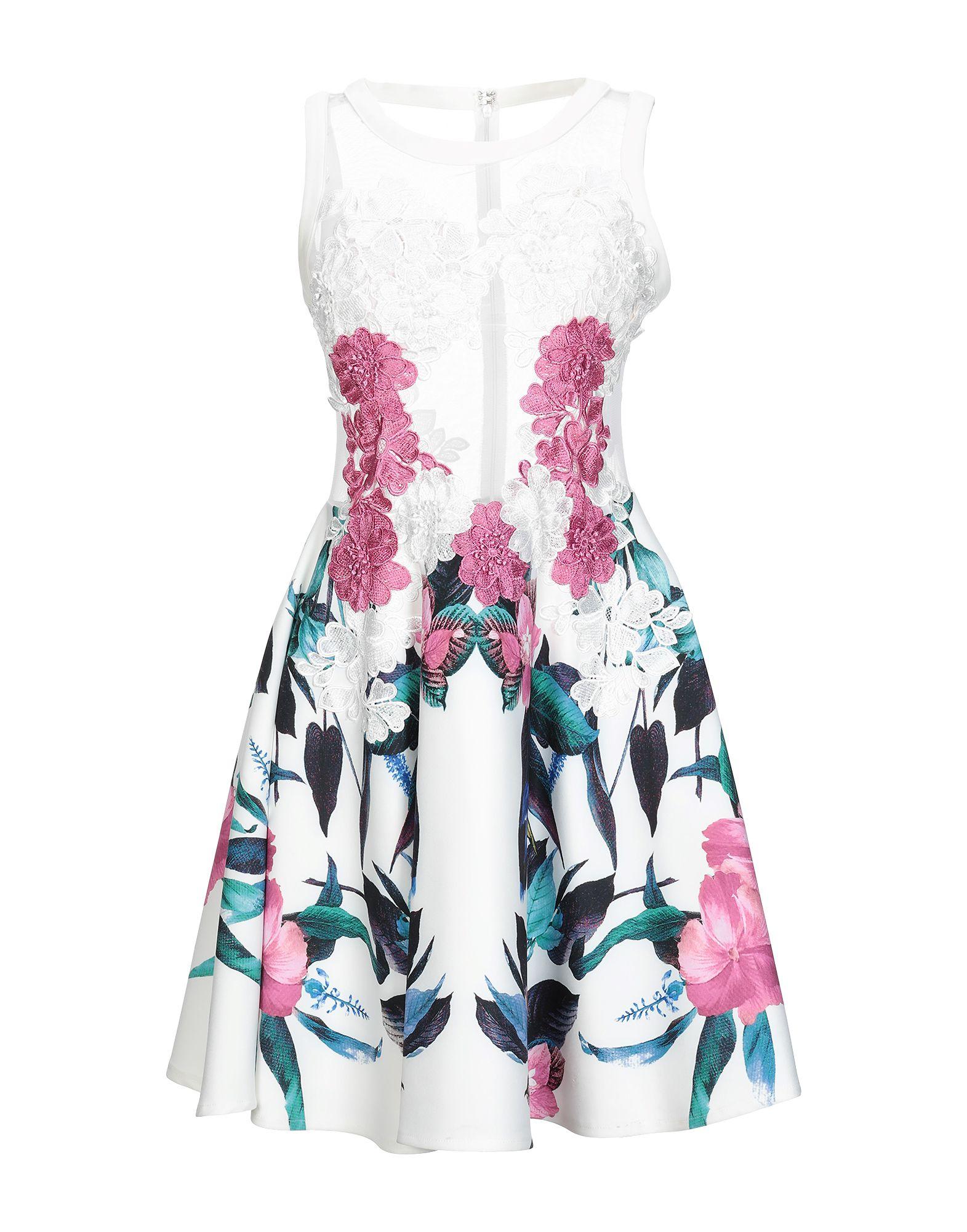 FOREVER UNIQUE Короткое платье полотенца банные aisha махровое полотенце розовое