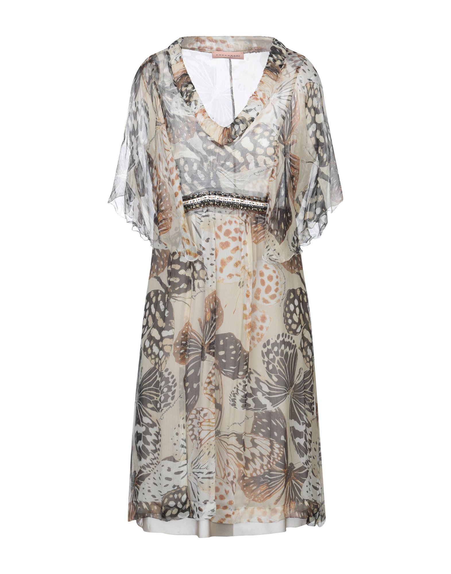 COCCAPANI TREND Платье до колена coccapani trend юбка длиной 3 4
