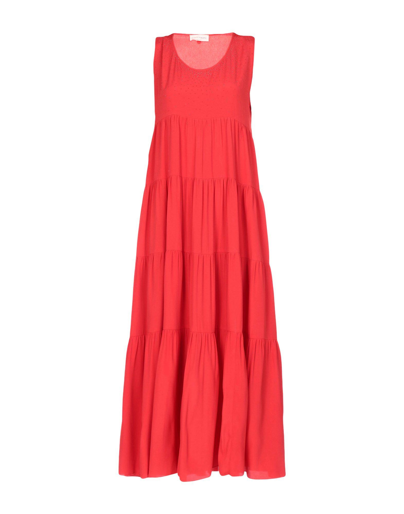 COCCAPANI TREND Длинное платье coccapani trend юбка до колена