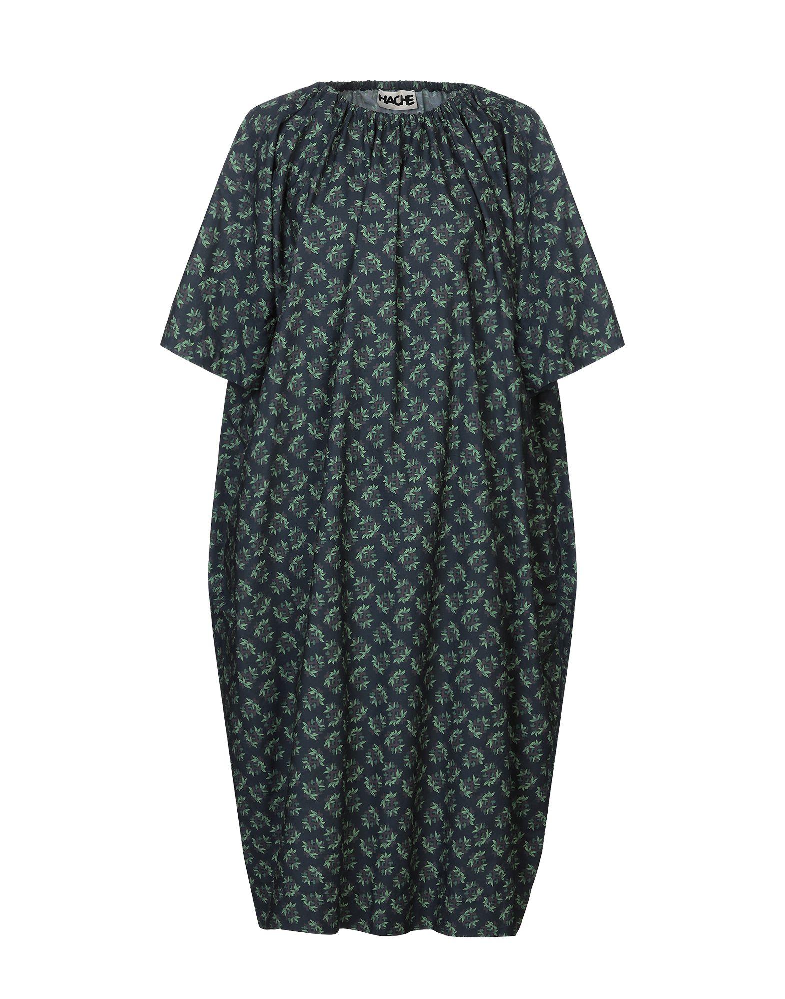 HACHE Платье длиной 3/4 цены онлайн