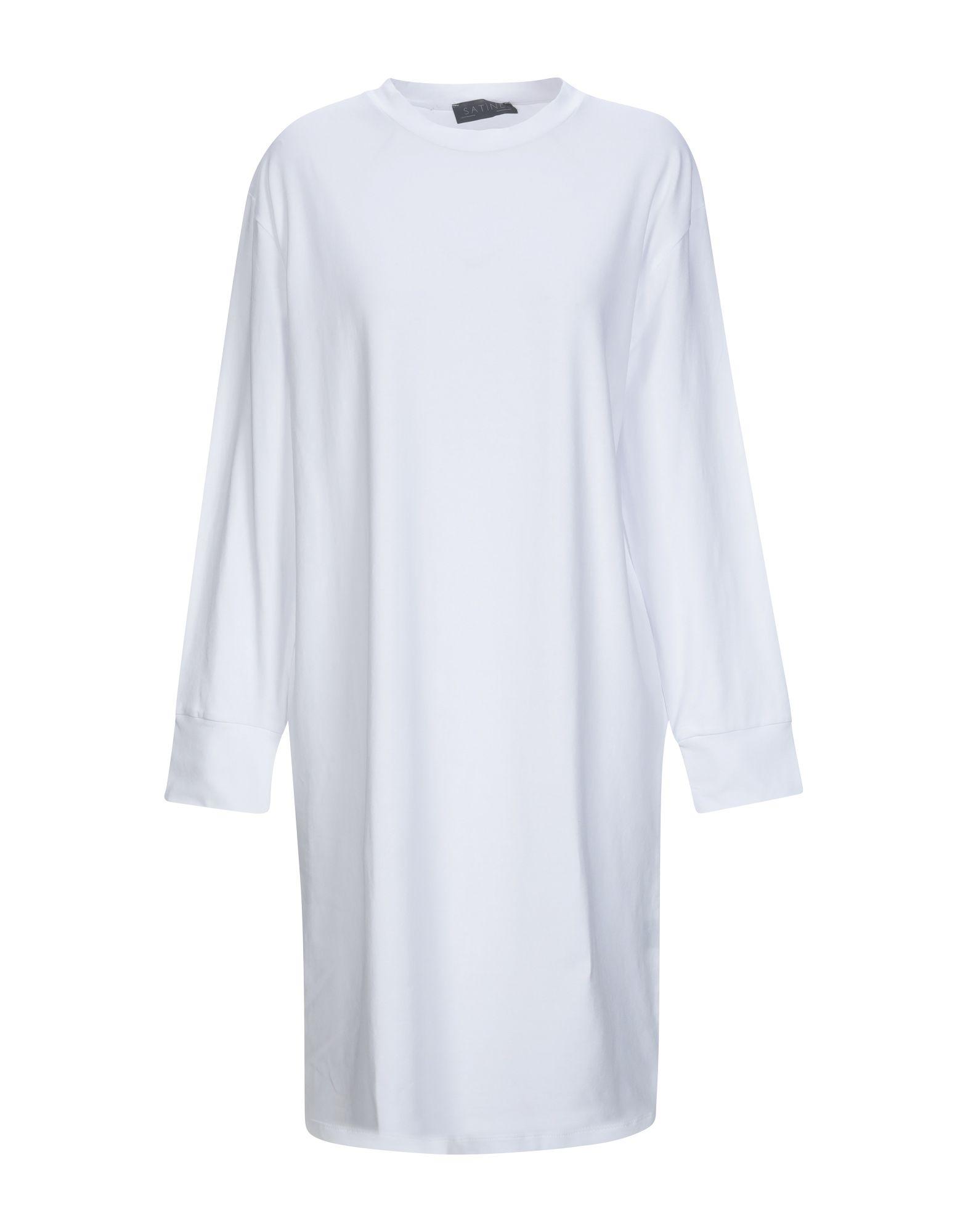 купить SATÌNE Платье до колена по цене 3750 рублей