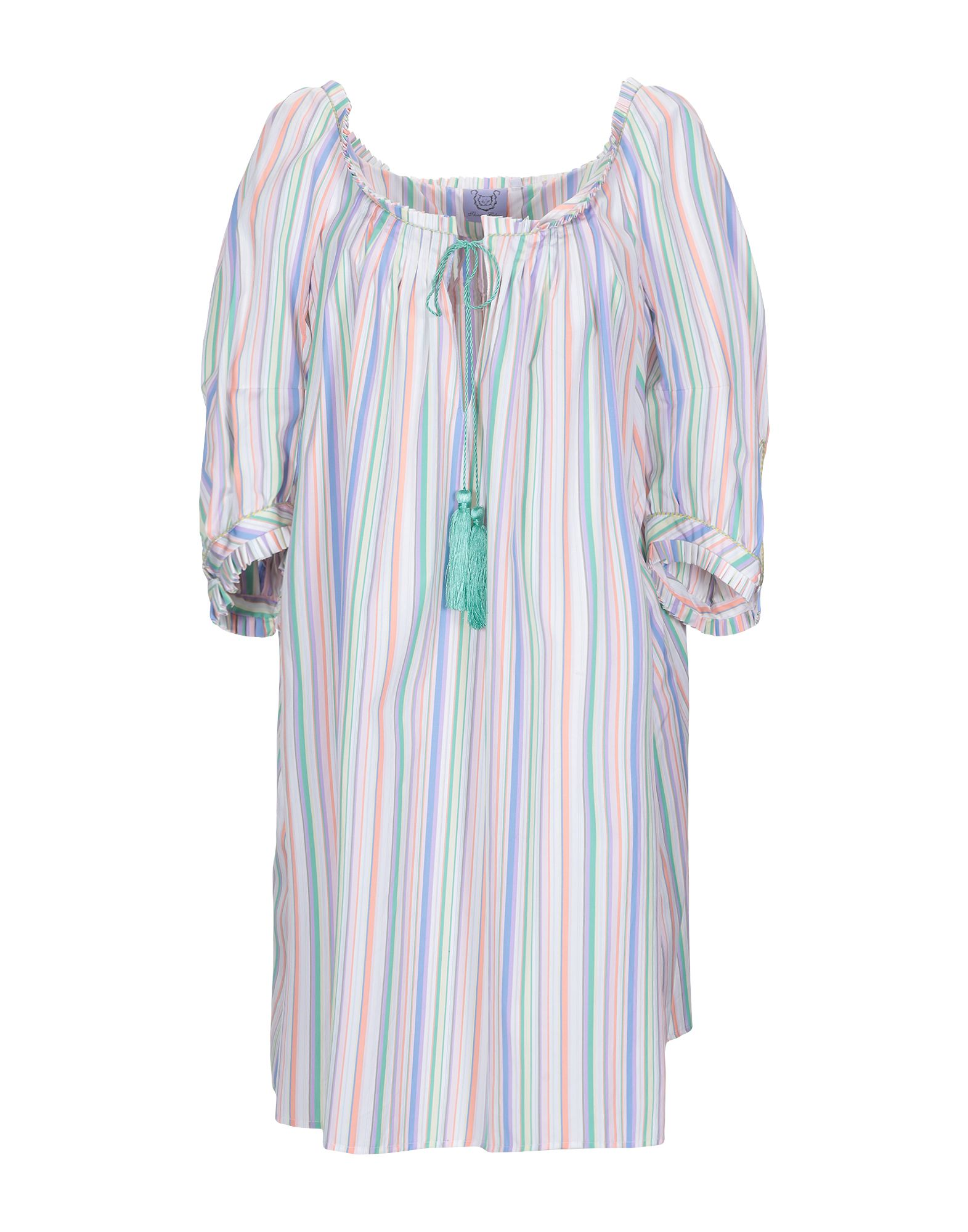 THIERRY COLSON Короткое платье thierry colson платье длиной 3 4