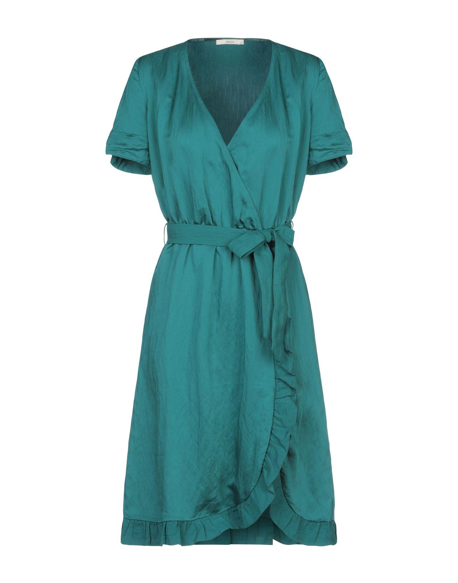 купить SESSUN Платье до колена по цене 5000 рублей