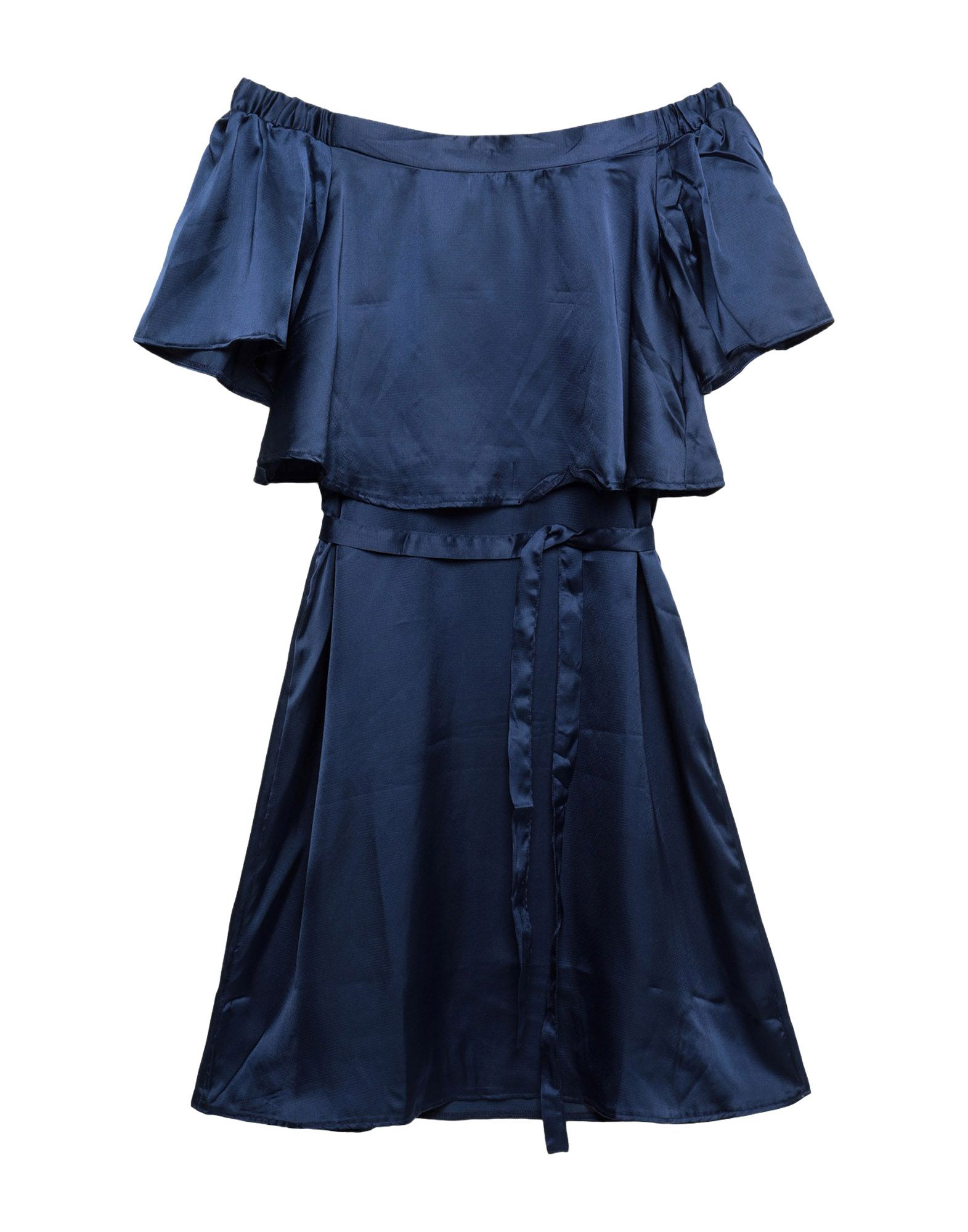 BLEND SHE Короткое платье blend she pубашка