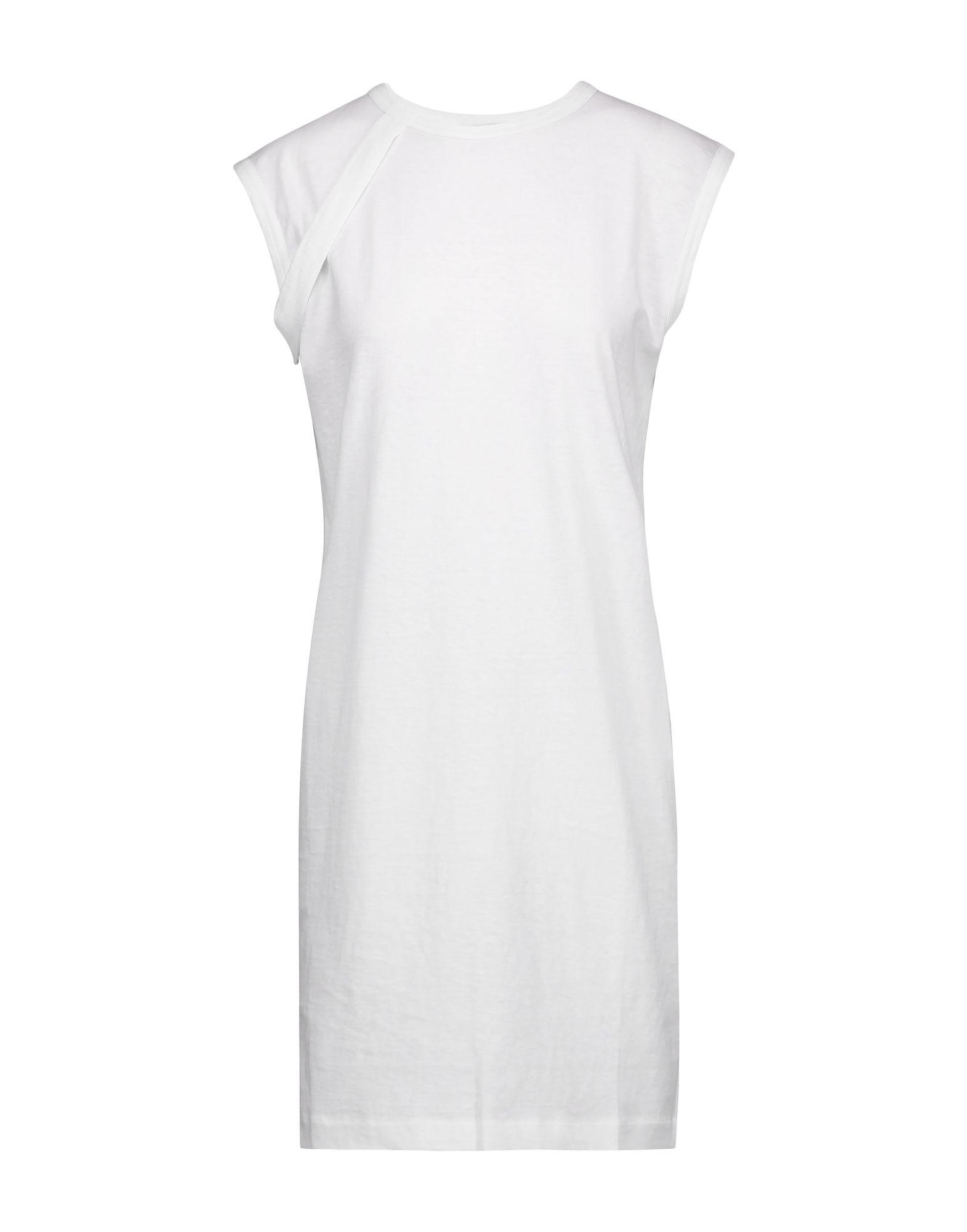 HELMUT HELMUT LANG Короткое платье helmut lang комбинезоны без бретелей