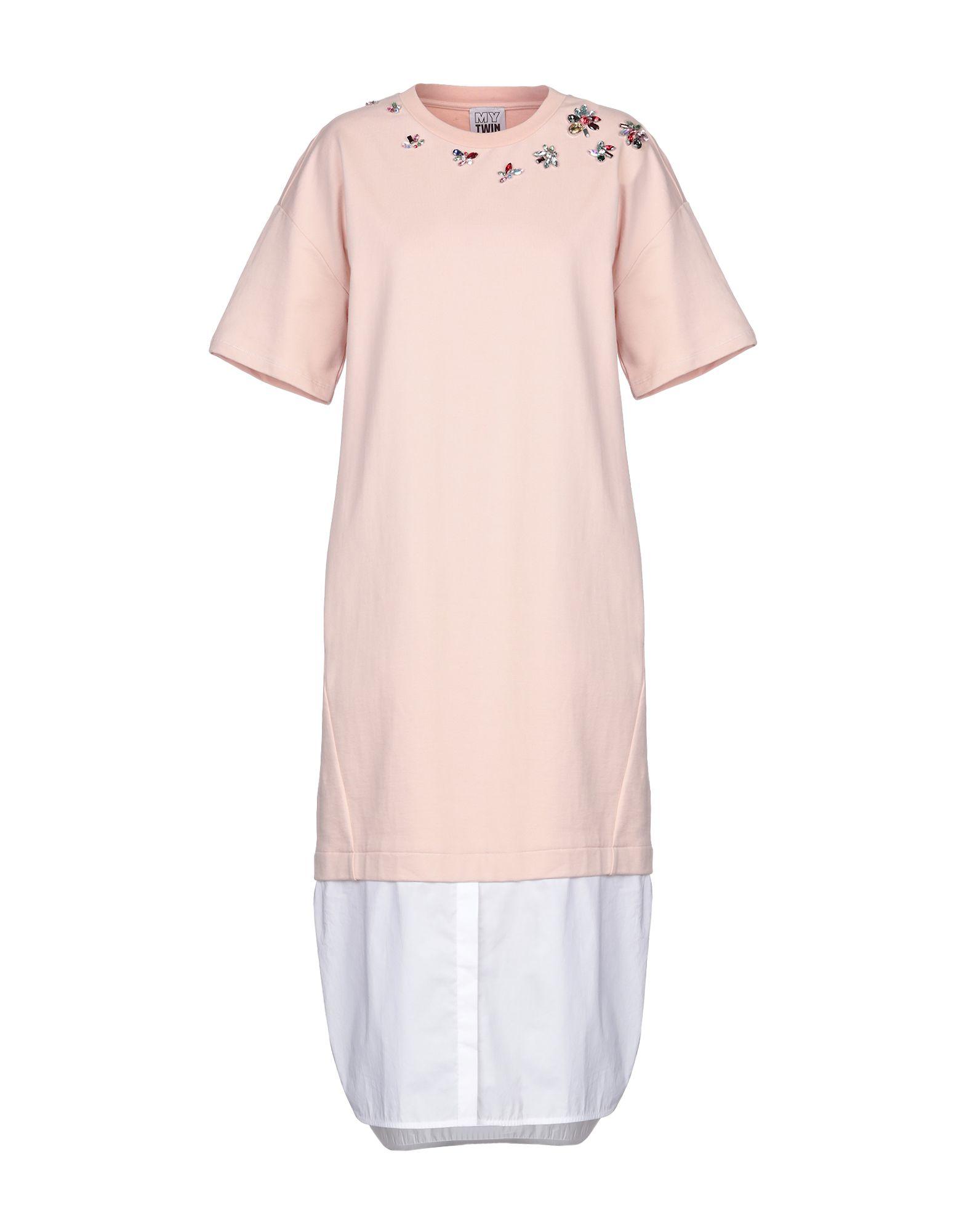 MY TWIN TWINSET Платье длиной 3/4 платье quelle my style 1003975 page 4