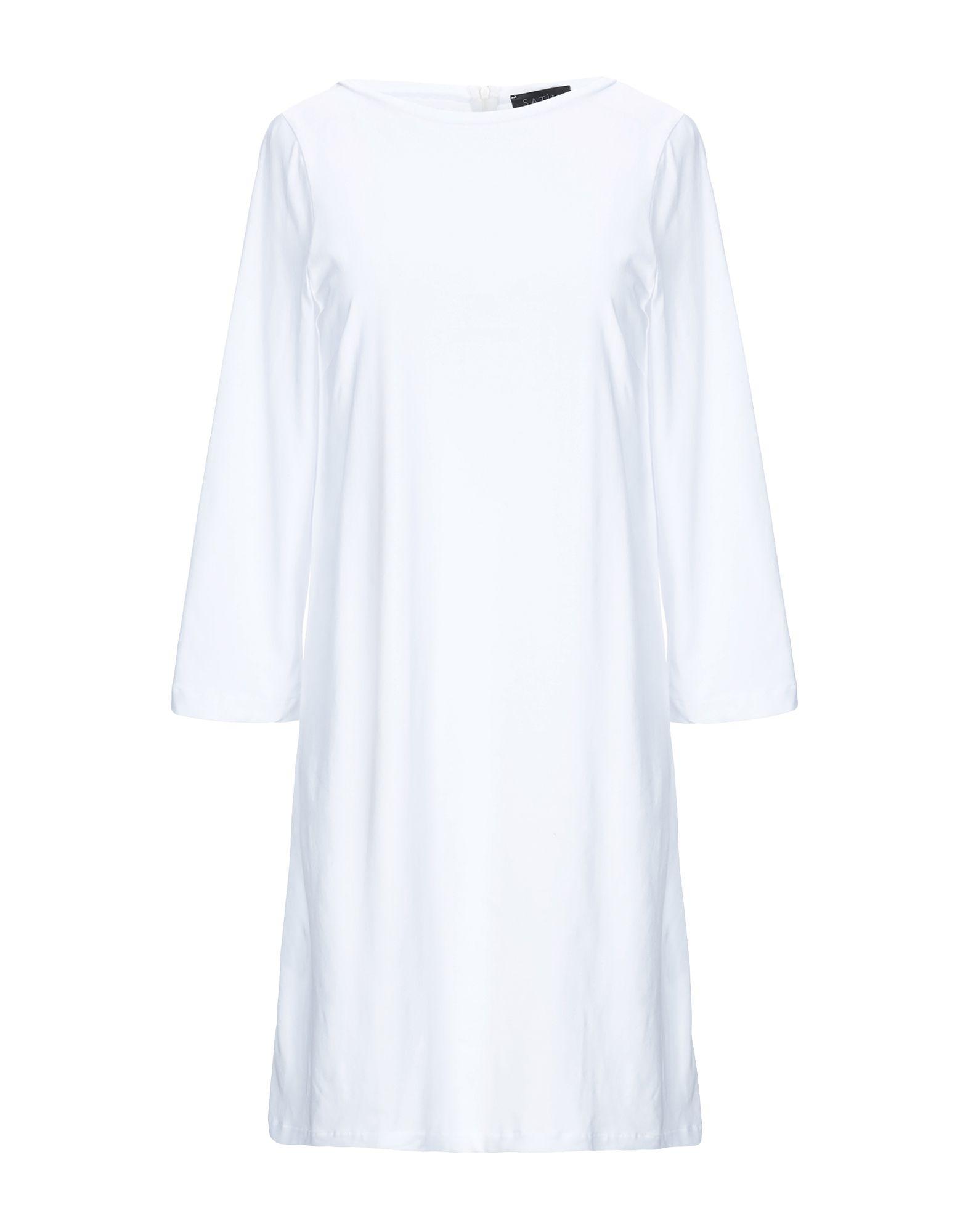 SATÌNE Короткое платье