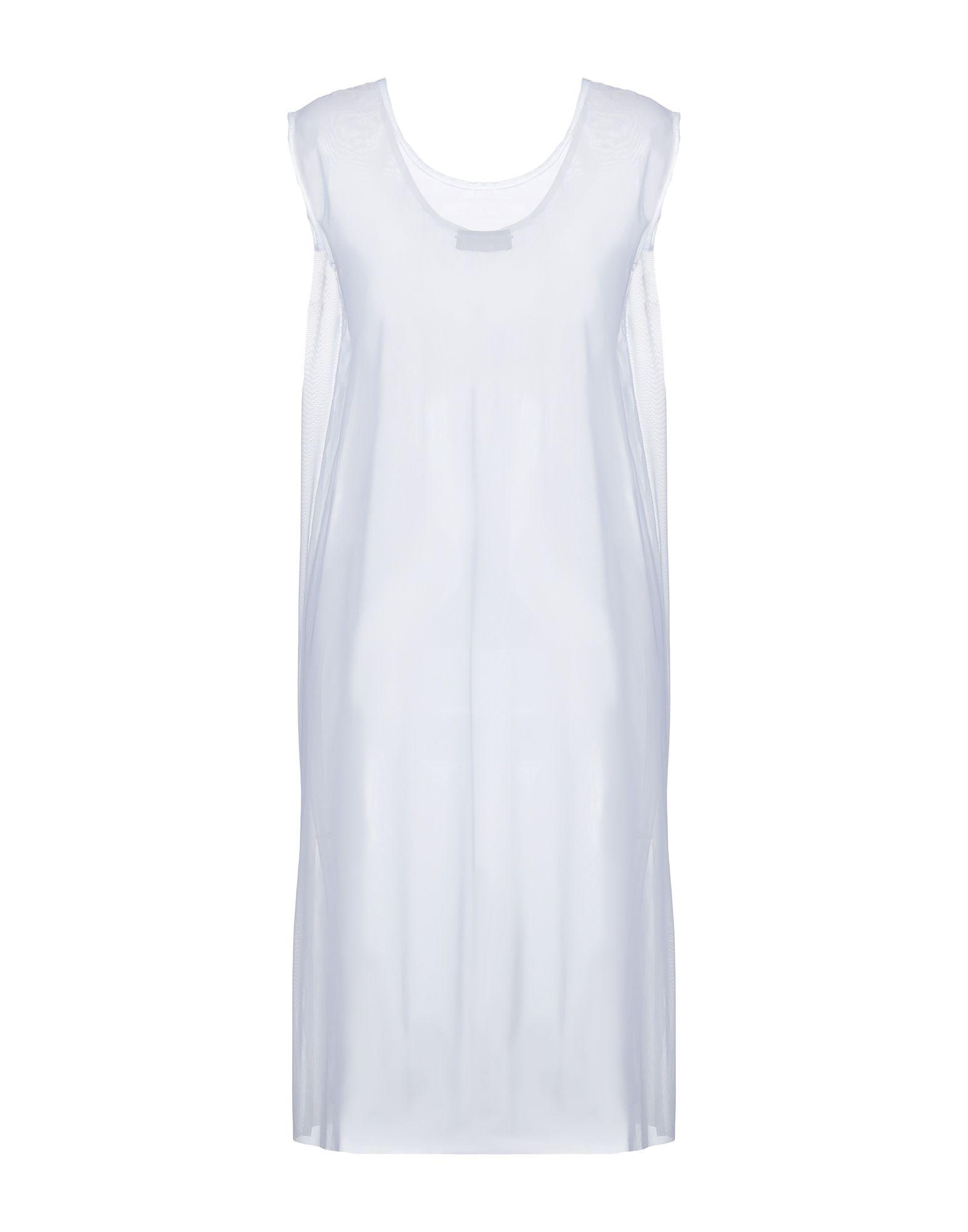 SATÌNE Короткое платье платье короткое с графическим рисунком без рукавов