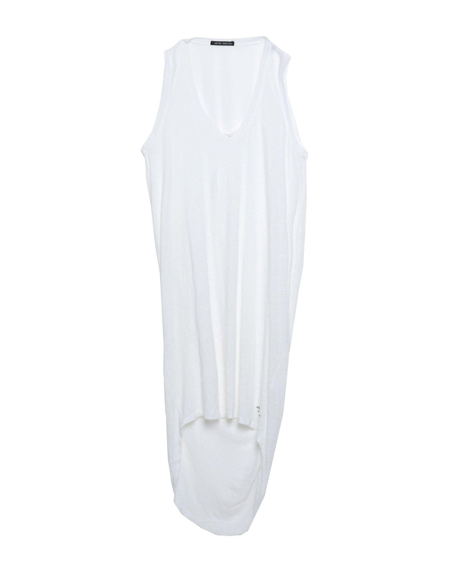 Фото - NEVER ENOUGH Платье до колена never enough футболка