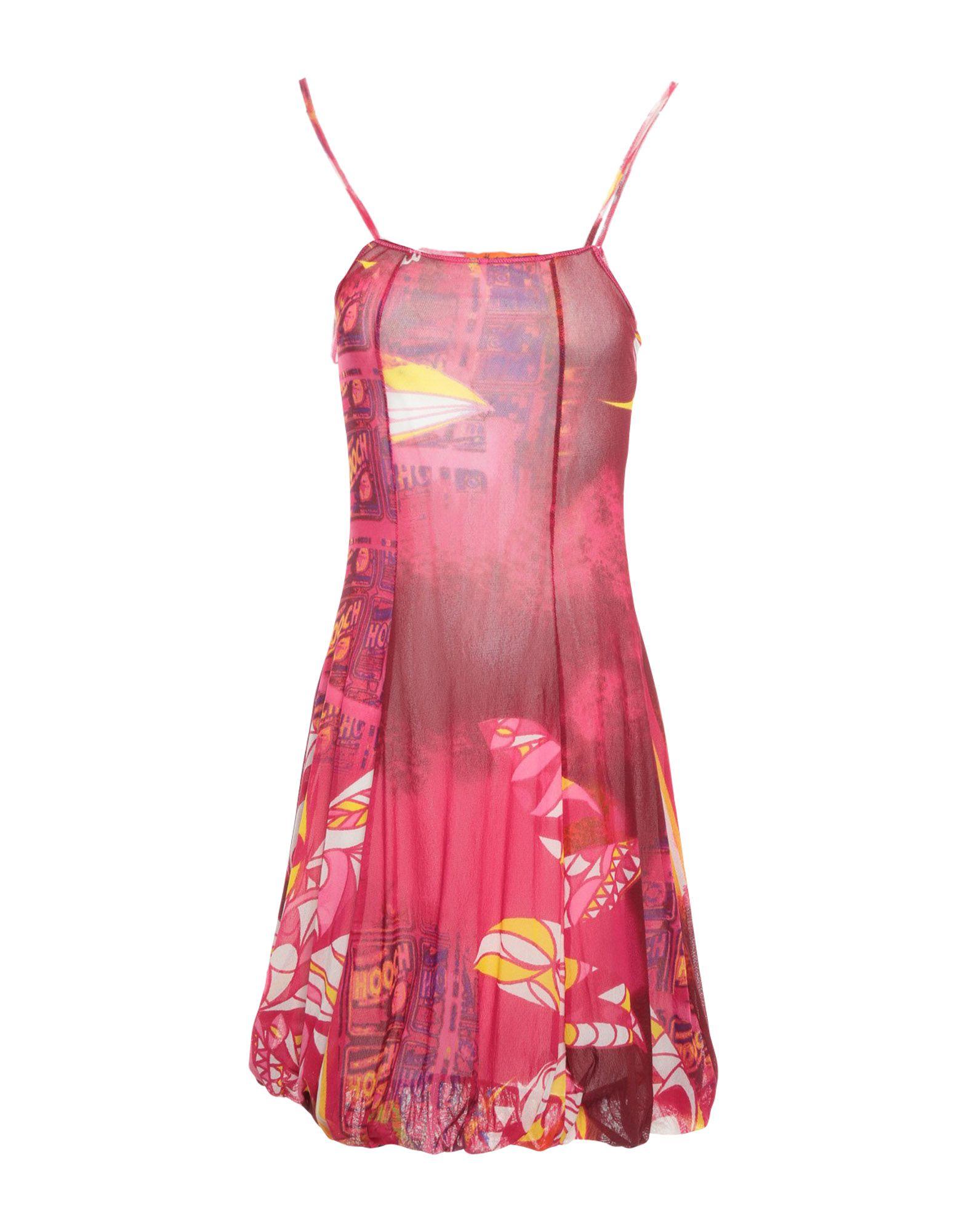 HUEVO BLANCO Короткое платье