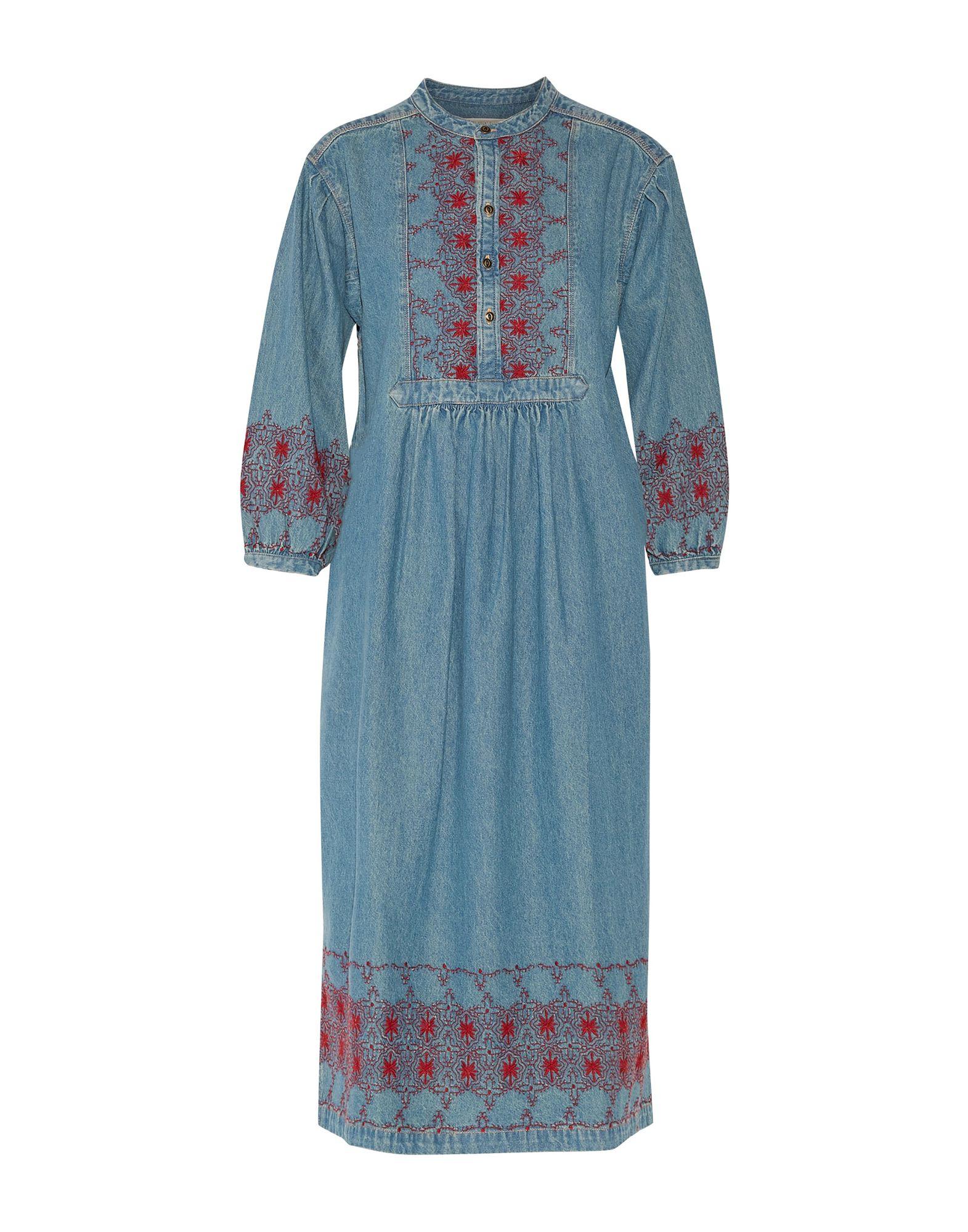CURRENT/ELLIOTT Платье длиной 3/4