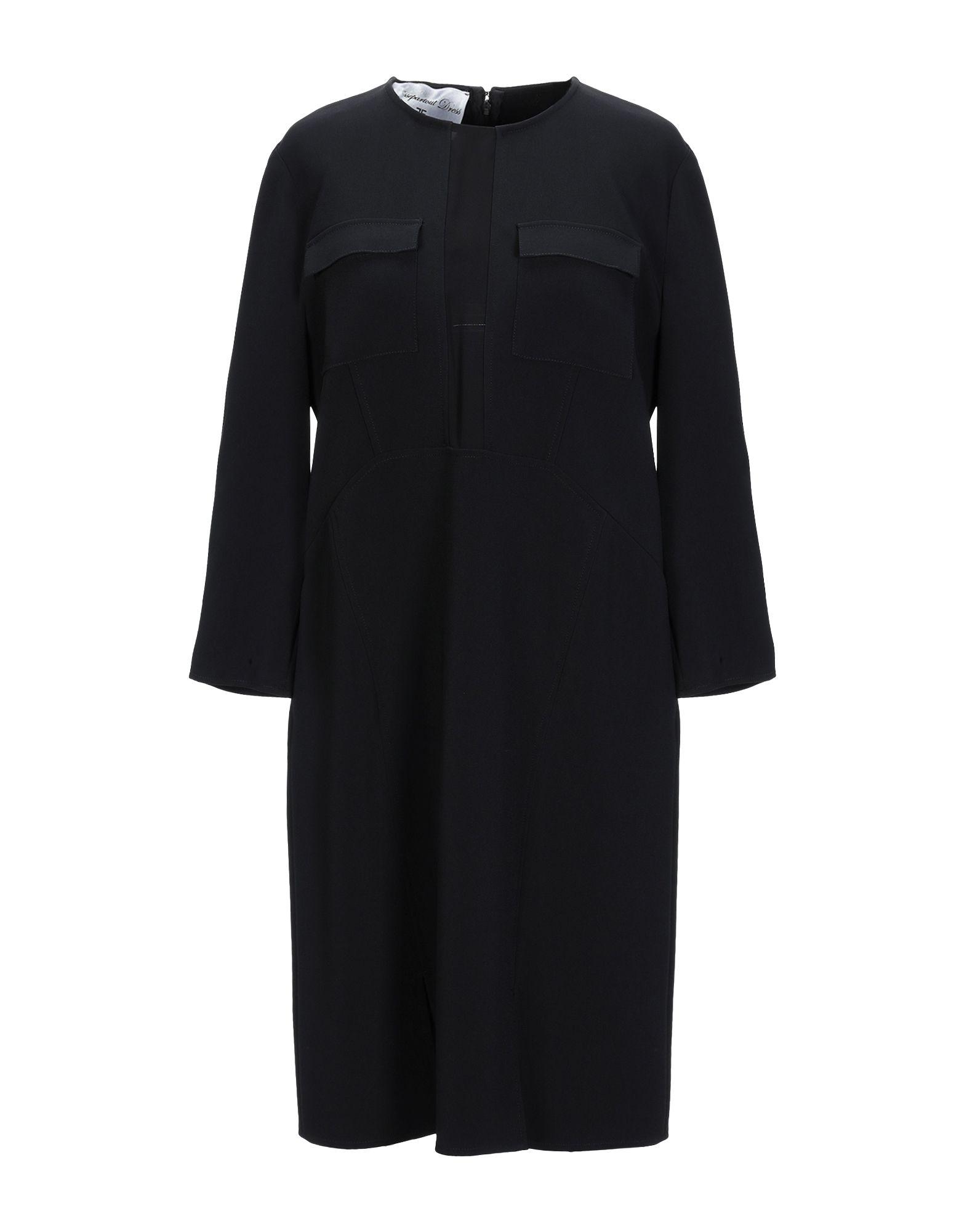 PASSEPARTOUT DRESS by ELISABETTA FRANCHI CELYN b. Короткое платье passepartout dress by elisabetta franchi celyn b платье длиной 3 4