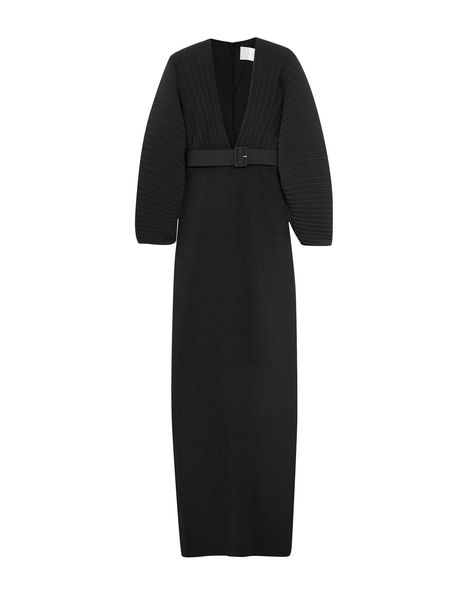 SOLACE LONDON Длинное платье цена