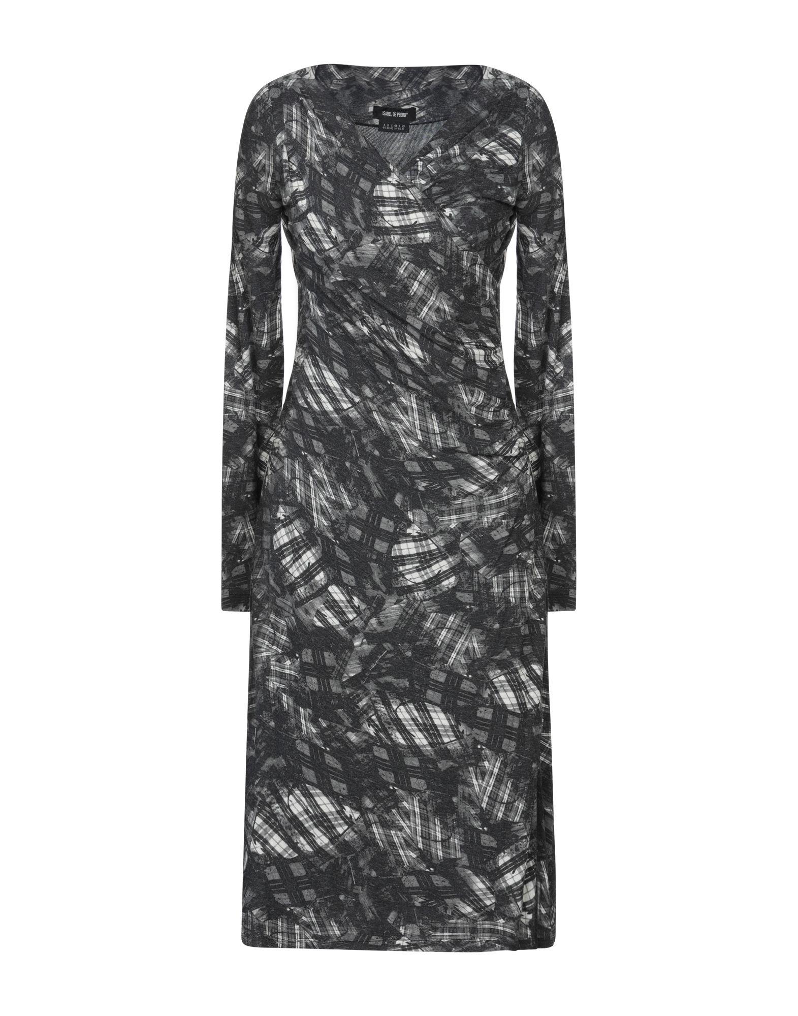 ISABEL DE PEDRO Платье до колена цена 2017
