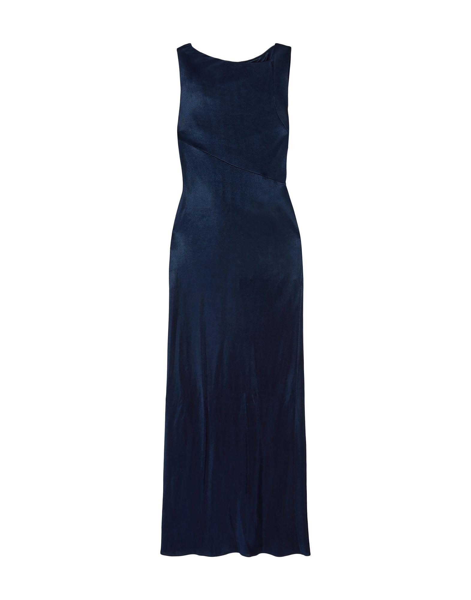 ATLEIN Длинное платье