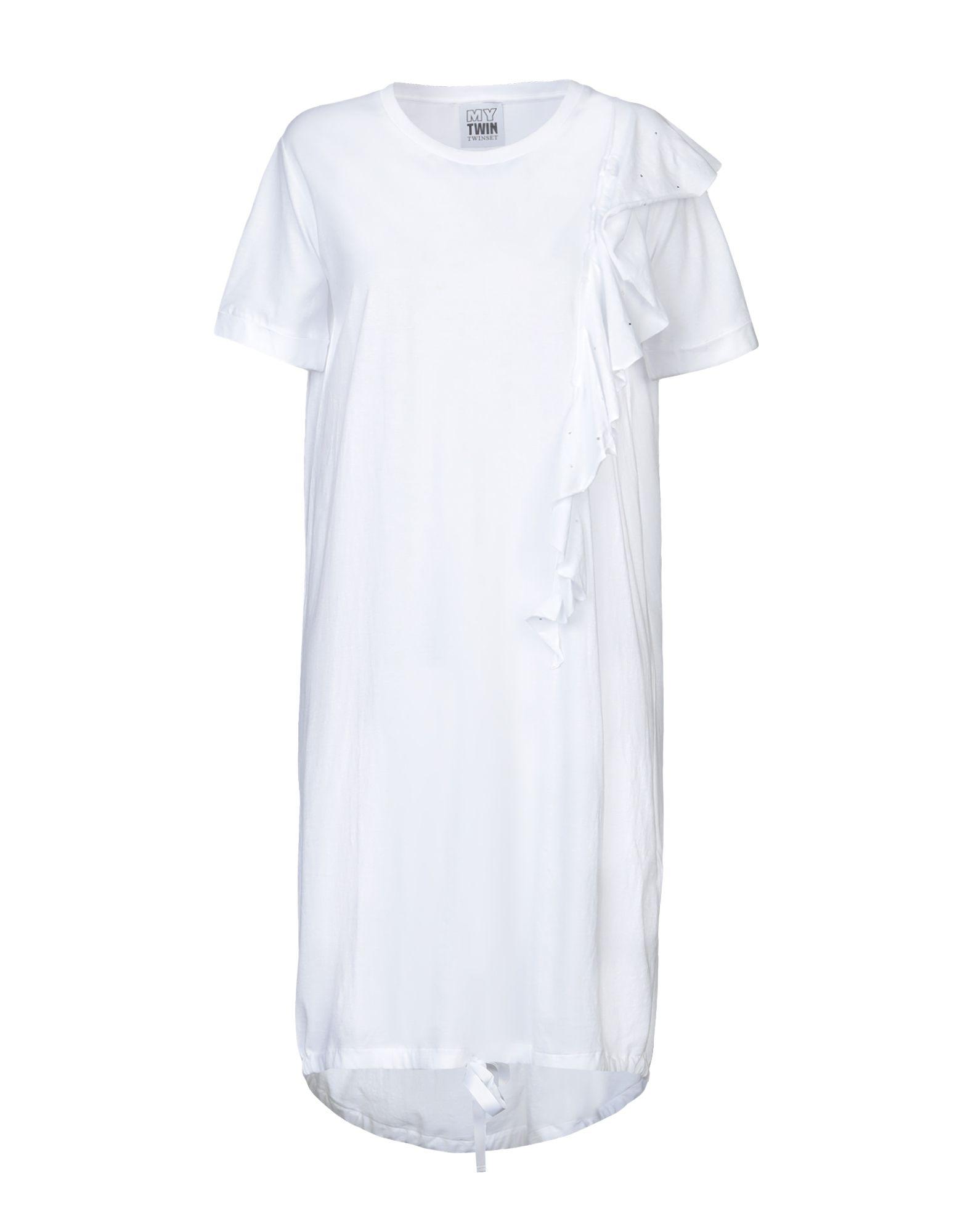 MY TWIN by TWIN SET Короткое платье платье quelle my style 1003973