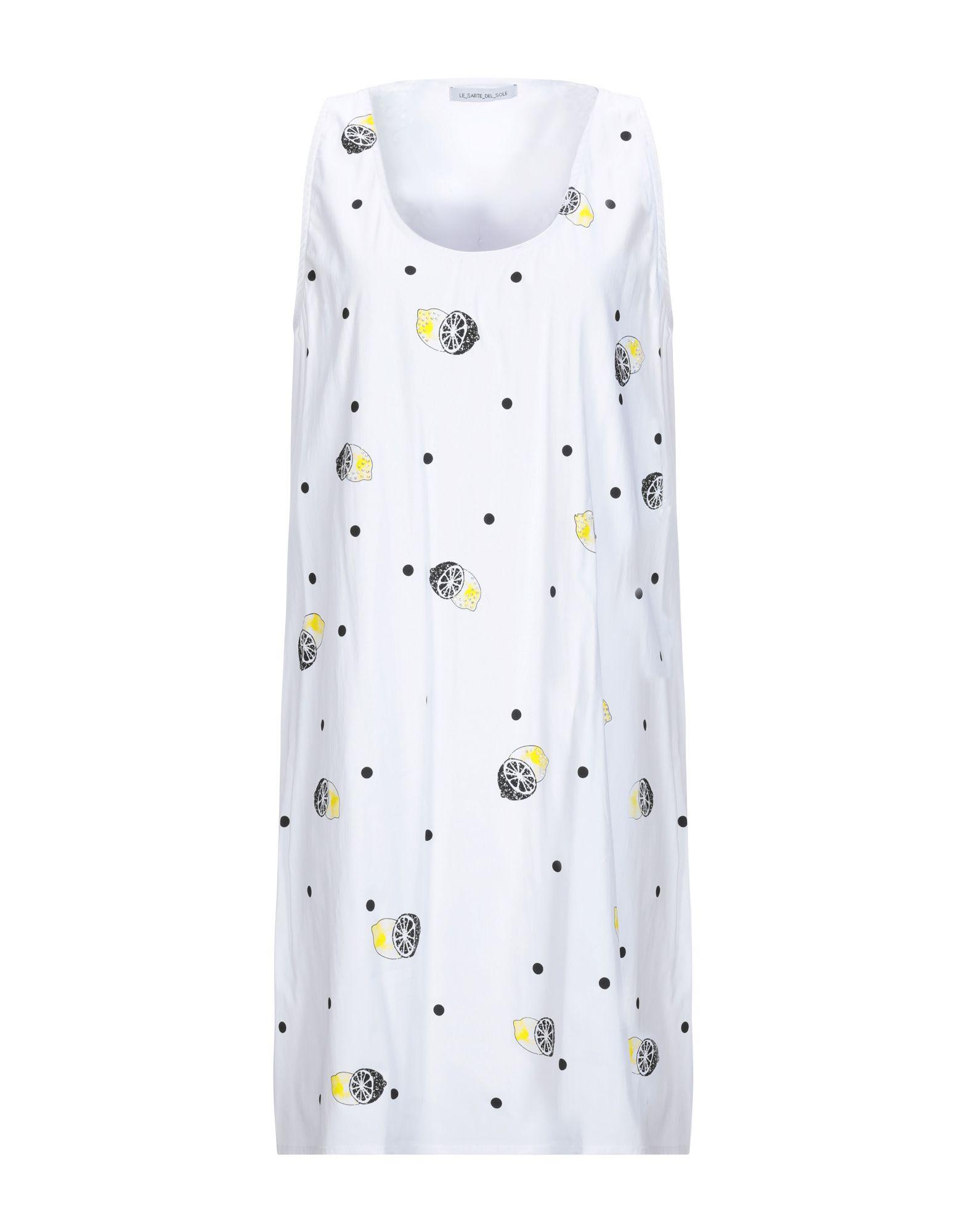 LE SARTE DEL SOLE Короткое платье