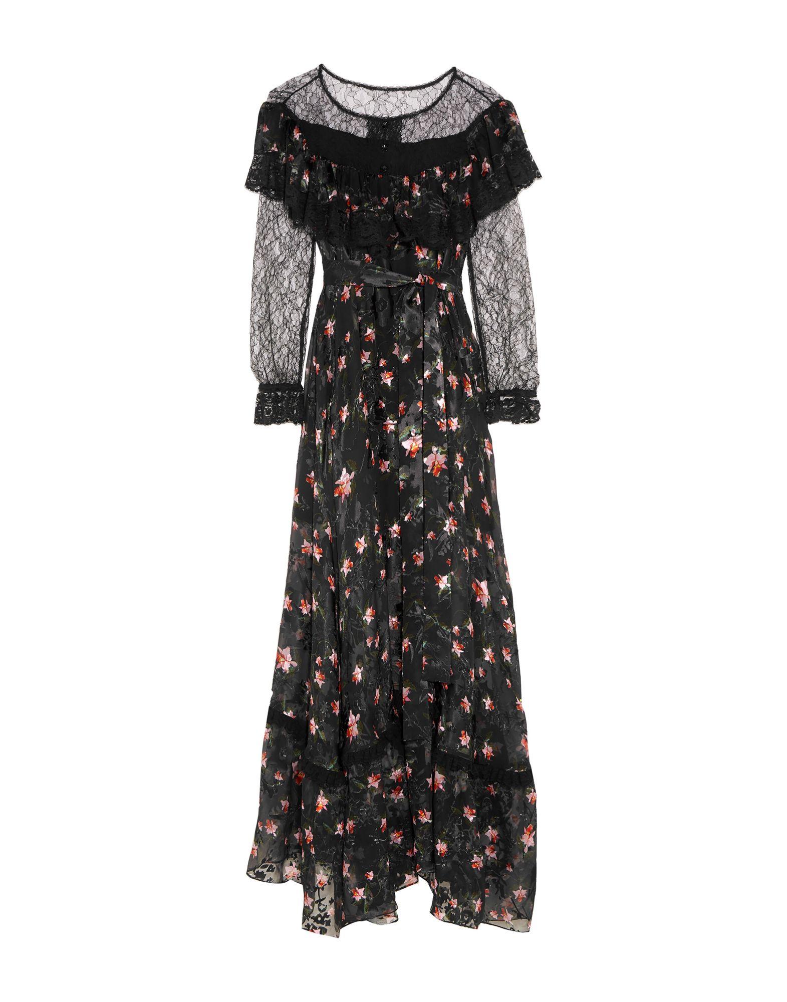 PREEN by THORNTON BREGAZZI Длинное платье by bonnie young длинное платье