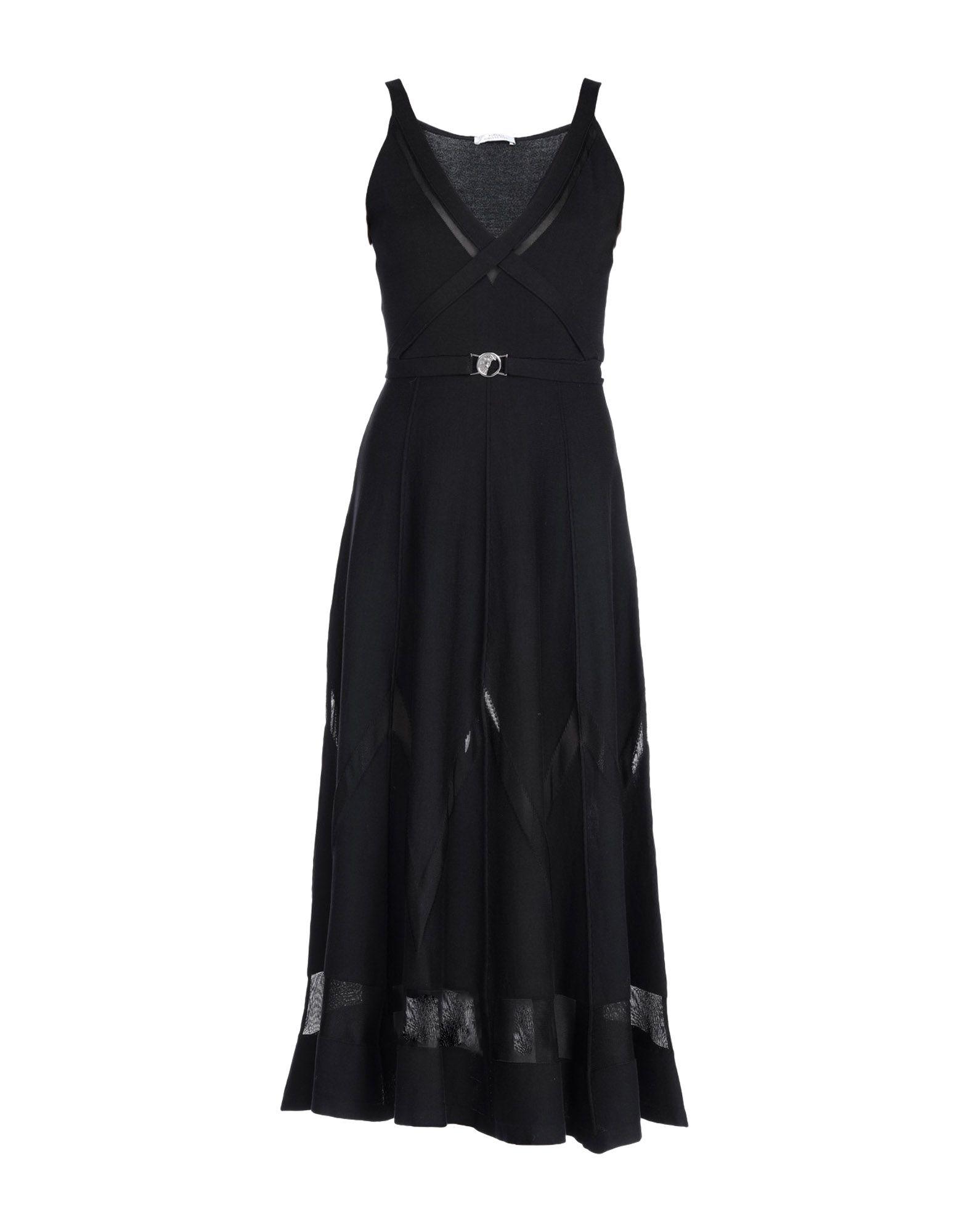 Фото - VERSACE COLLECTION Платье длиной 3/4 versus versace платье длиной 3 4