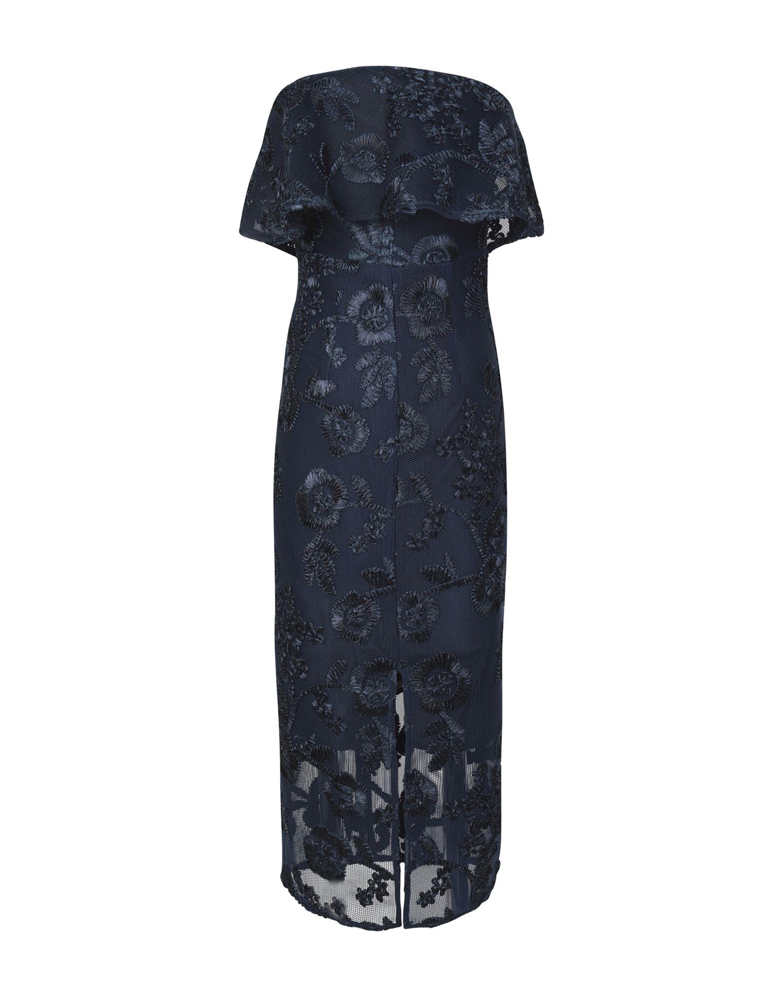 TD TRUE DECADENCE Платье длиной 3/4 true tradition юбка длиной 3 4