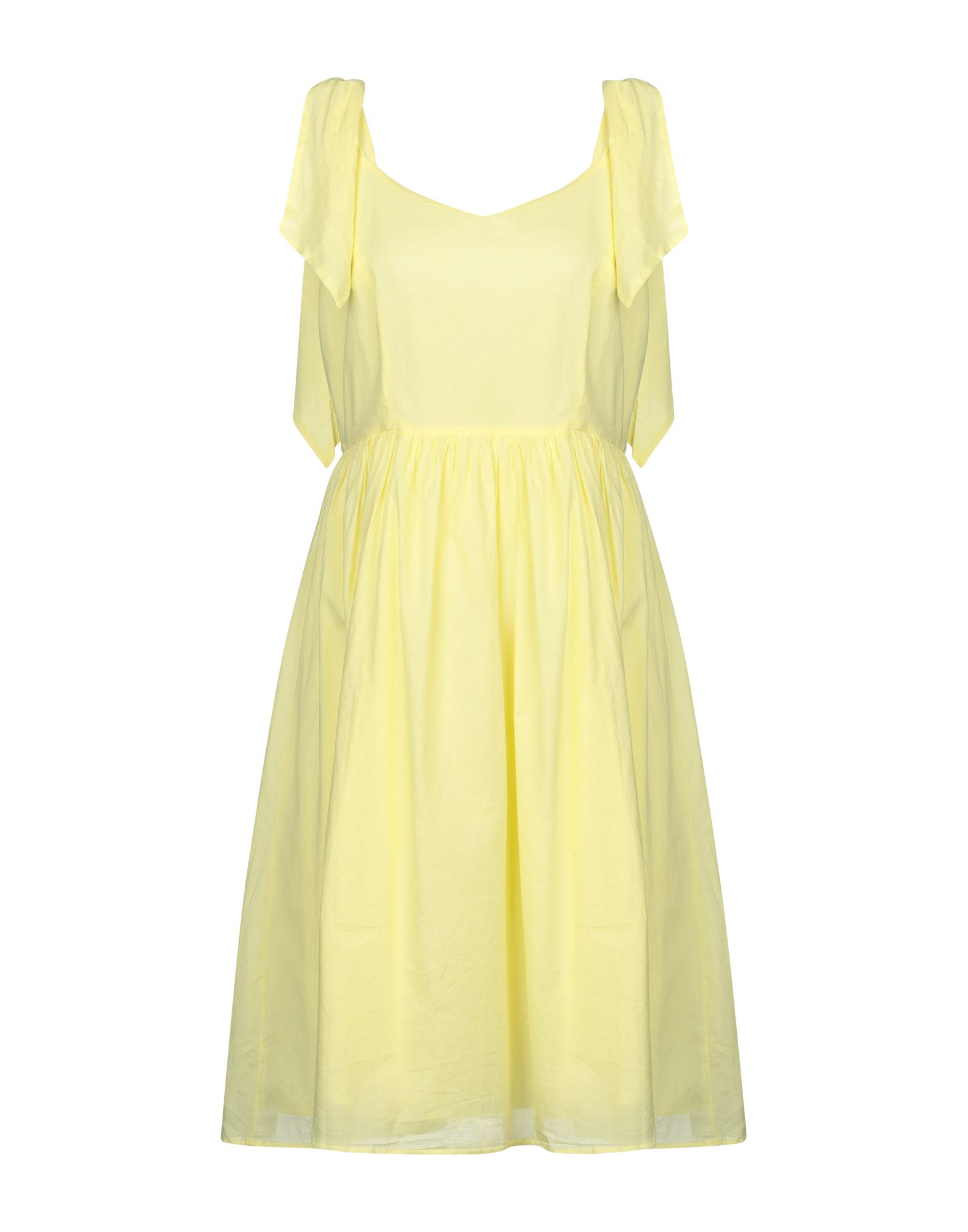 IRIS & INK Платье до колена wayf платье трапеция iris с завязками на спине