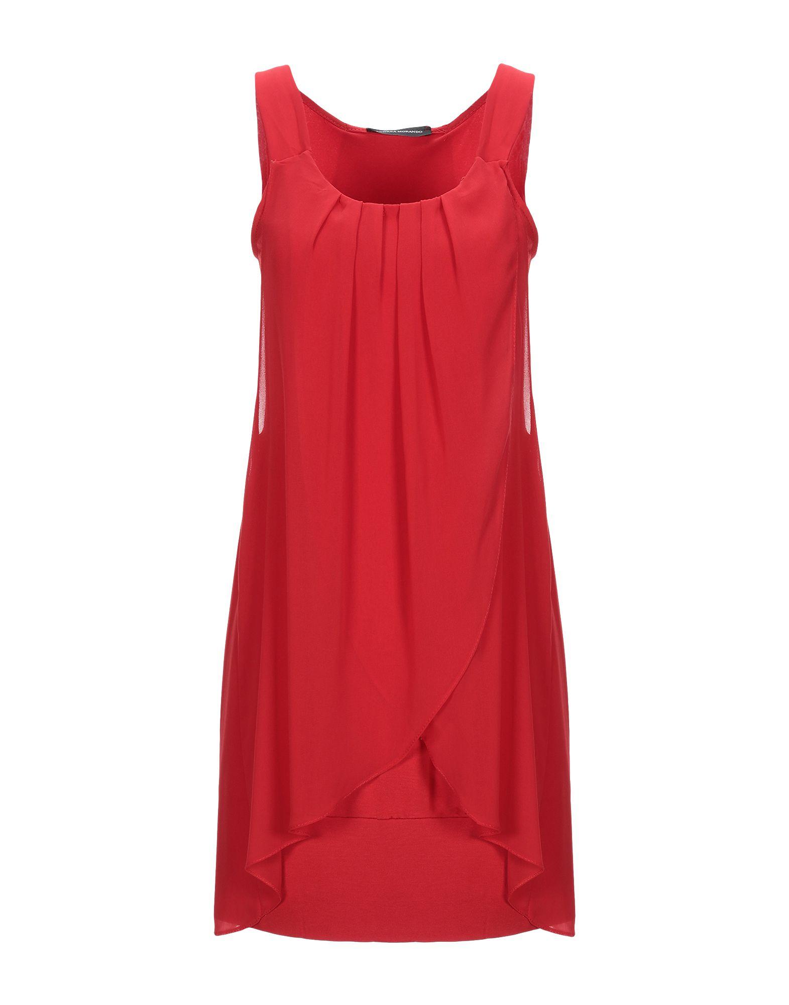 все цены на ANDREA MORANDO Короткое платье онлайн