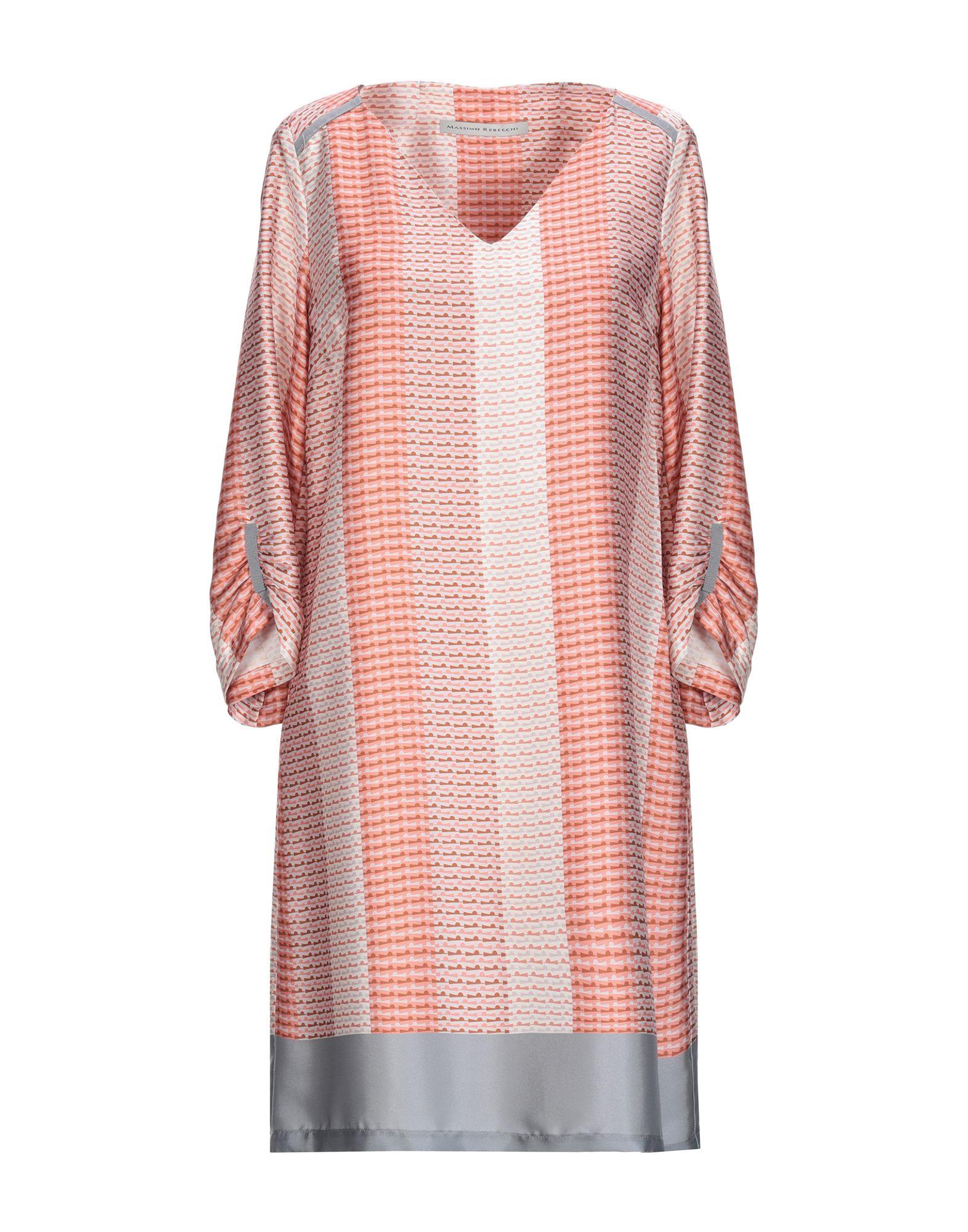 MASSIMO REBECCHI Короткое платье
