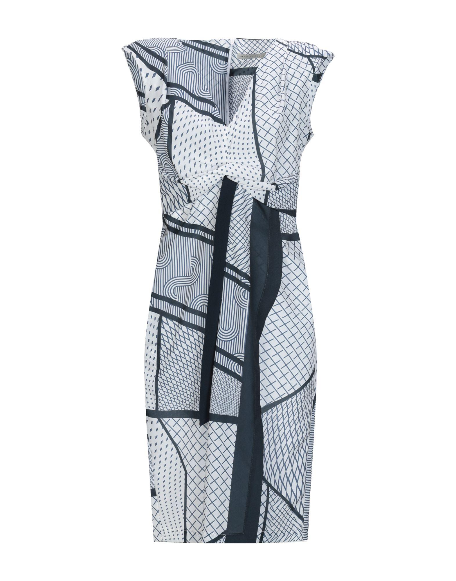 MR MASSIMO REBECCHI Платье до колена