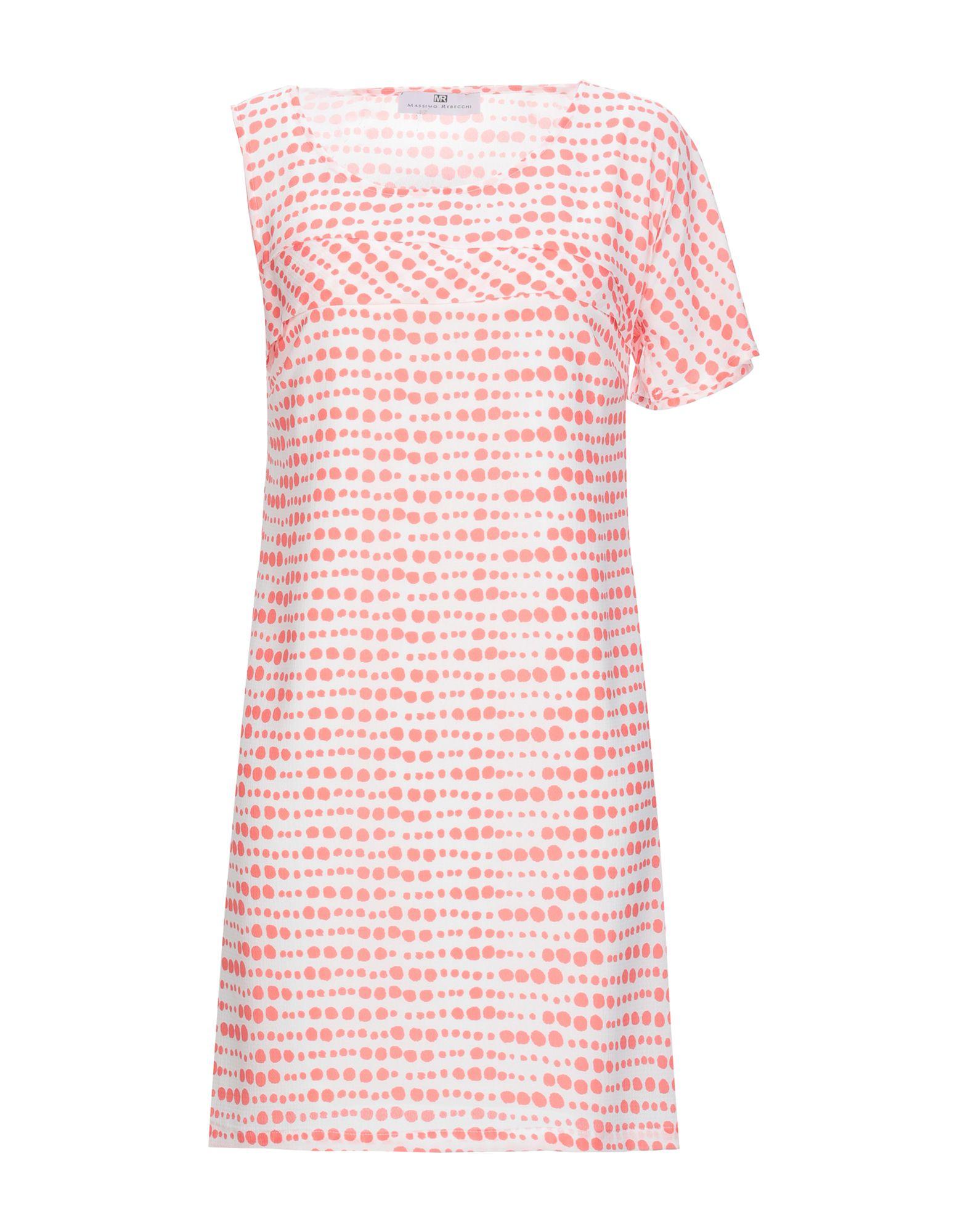 MR MASSIMO REBECCHI Короткое платье