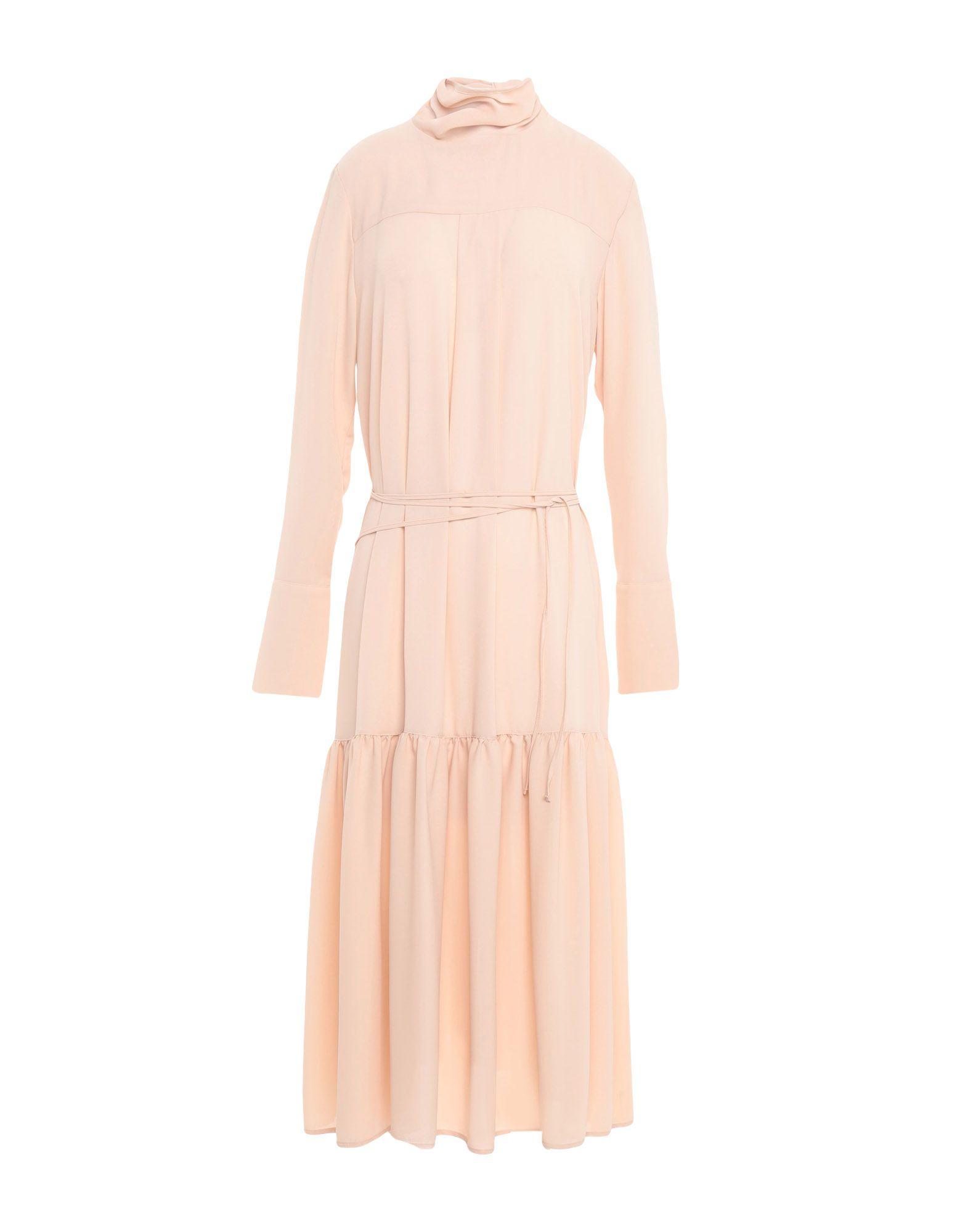 NINEMINUTES Платье длиной 3/4 nineminutes джинсовая юбка