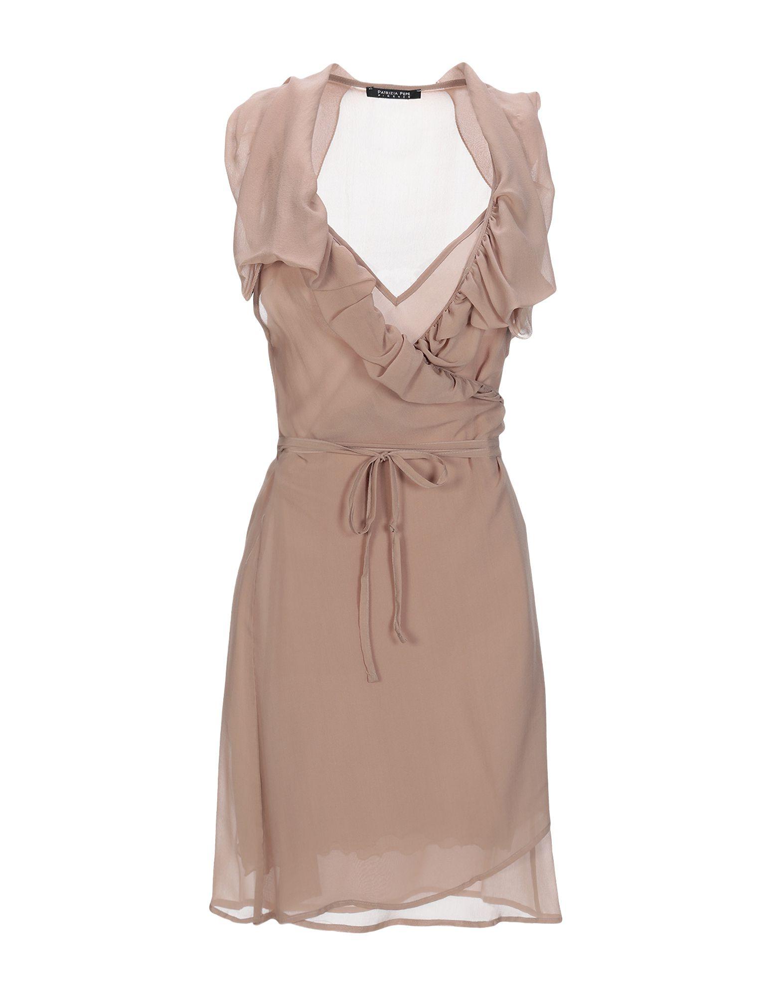 PATRIZIA PEPE Короткое платье платье