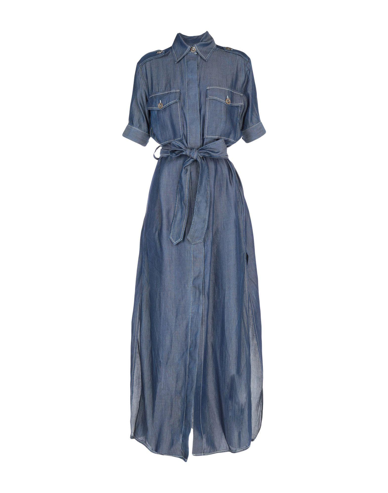 NINEMINUTES Длинное платье длинное платье с узорами lamiavita