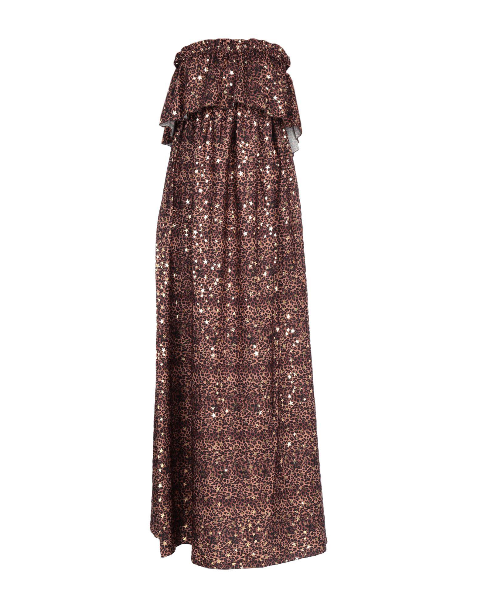 I-AM Длинное платье