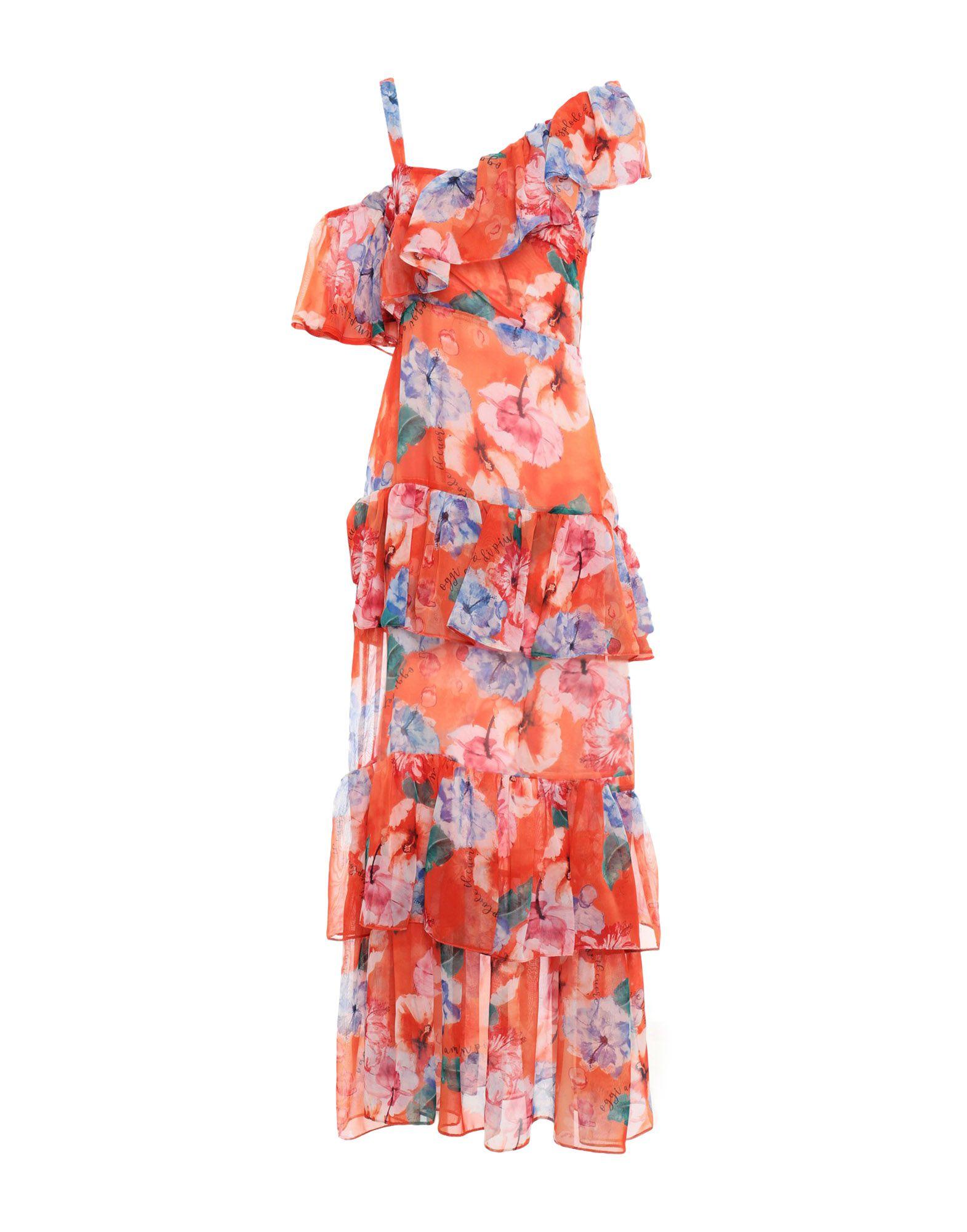 INTRECCI Длинное платье
