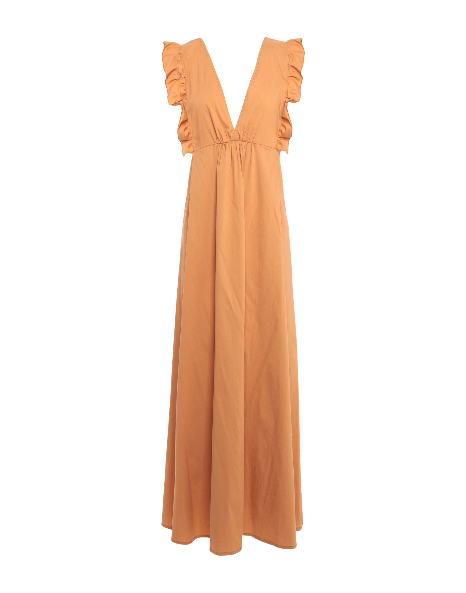 HOPPER Длинное платье hopper короткое платье