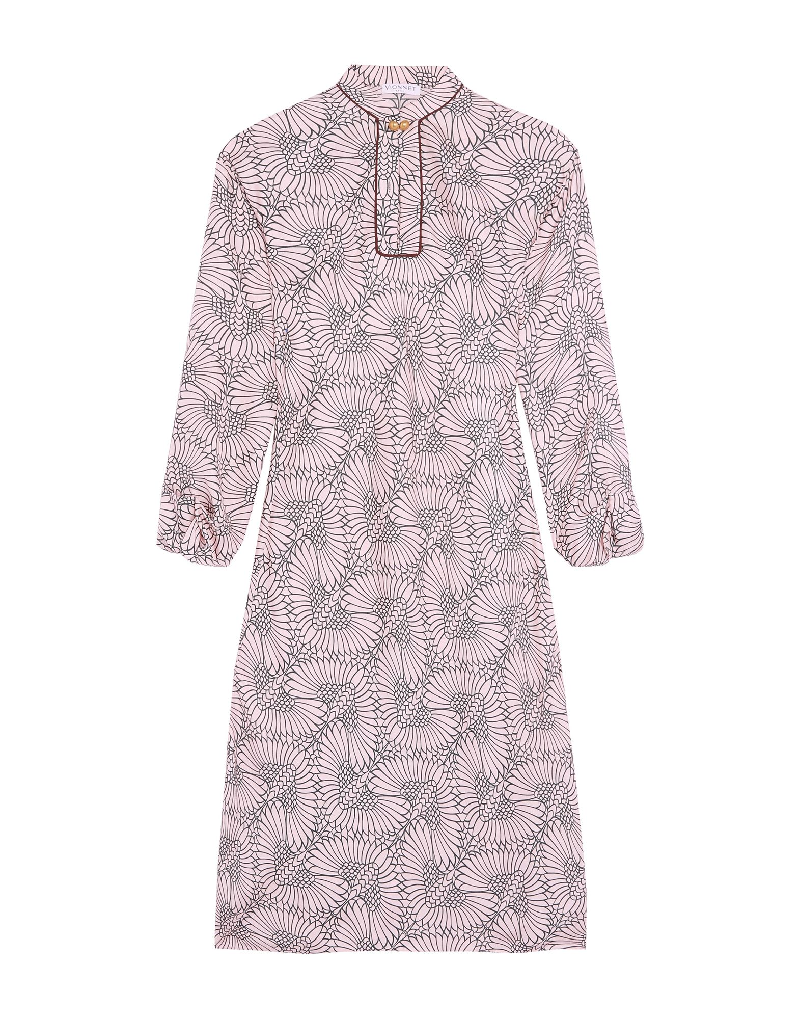 VIONNET Платье длиной 3/4 vionnet платье длиной 3 4