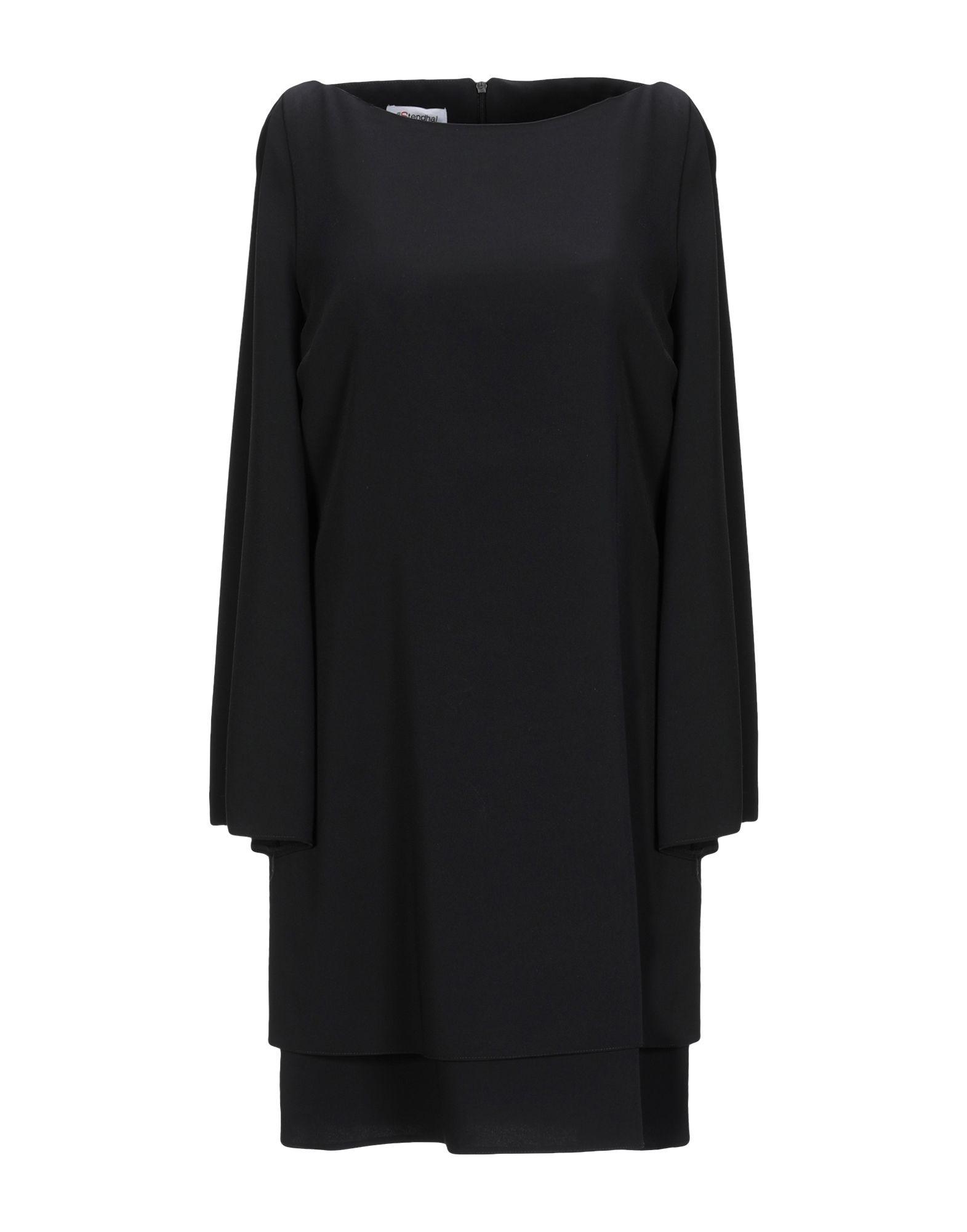 VIA STENDHAL Roma Короткое платье via stendhal roma джинсовые брюки