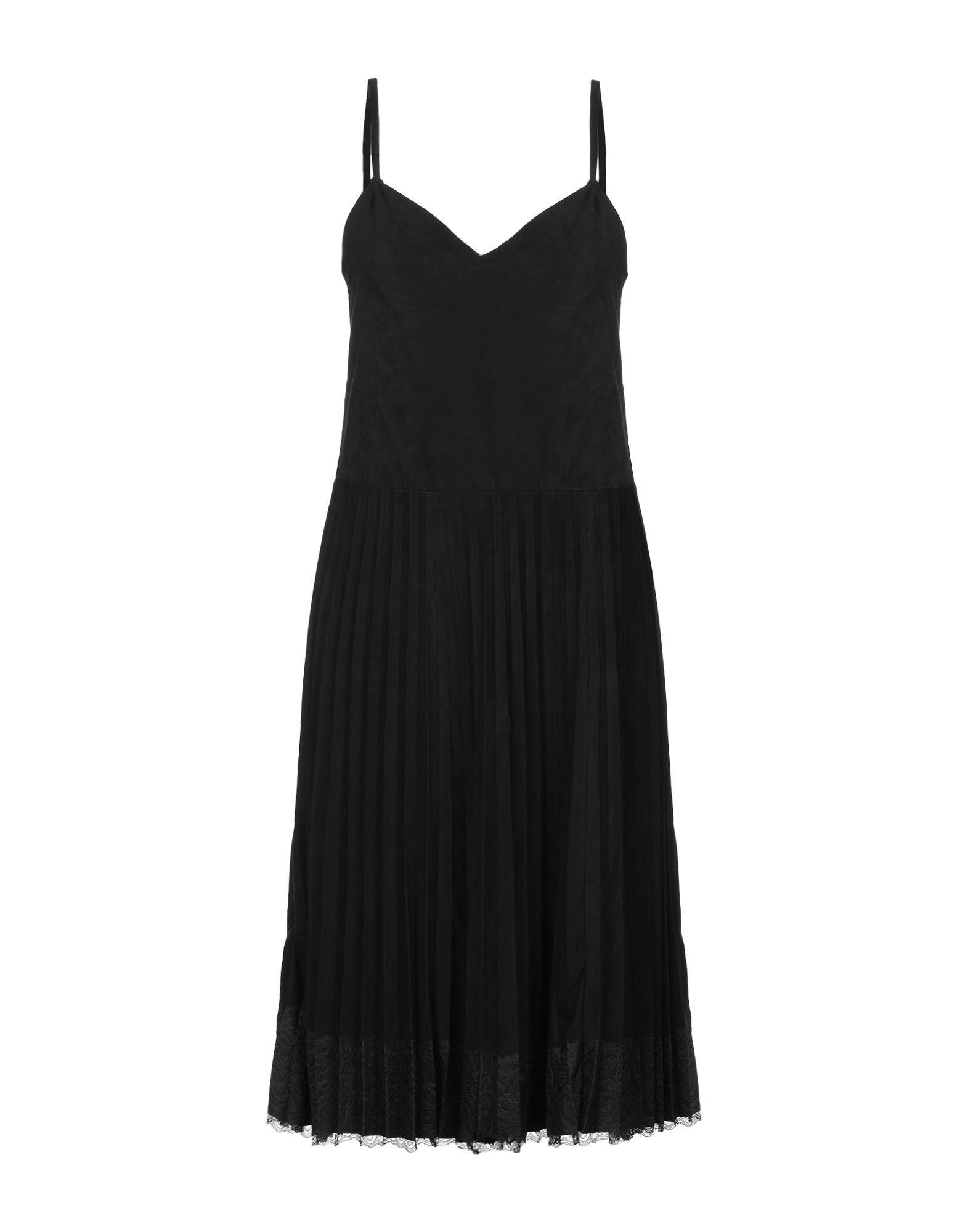 REDValentino Платье до колена цена