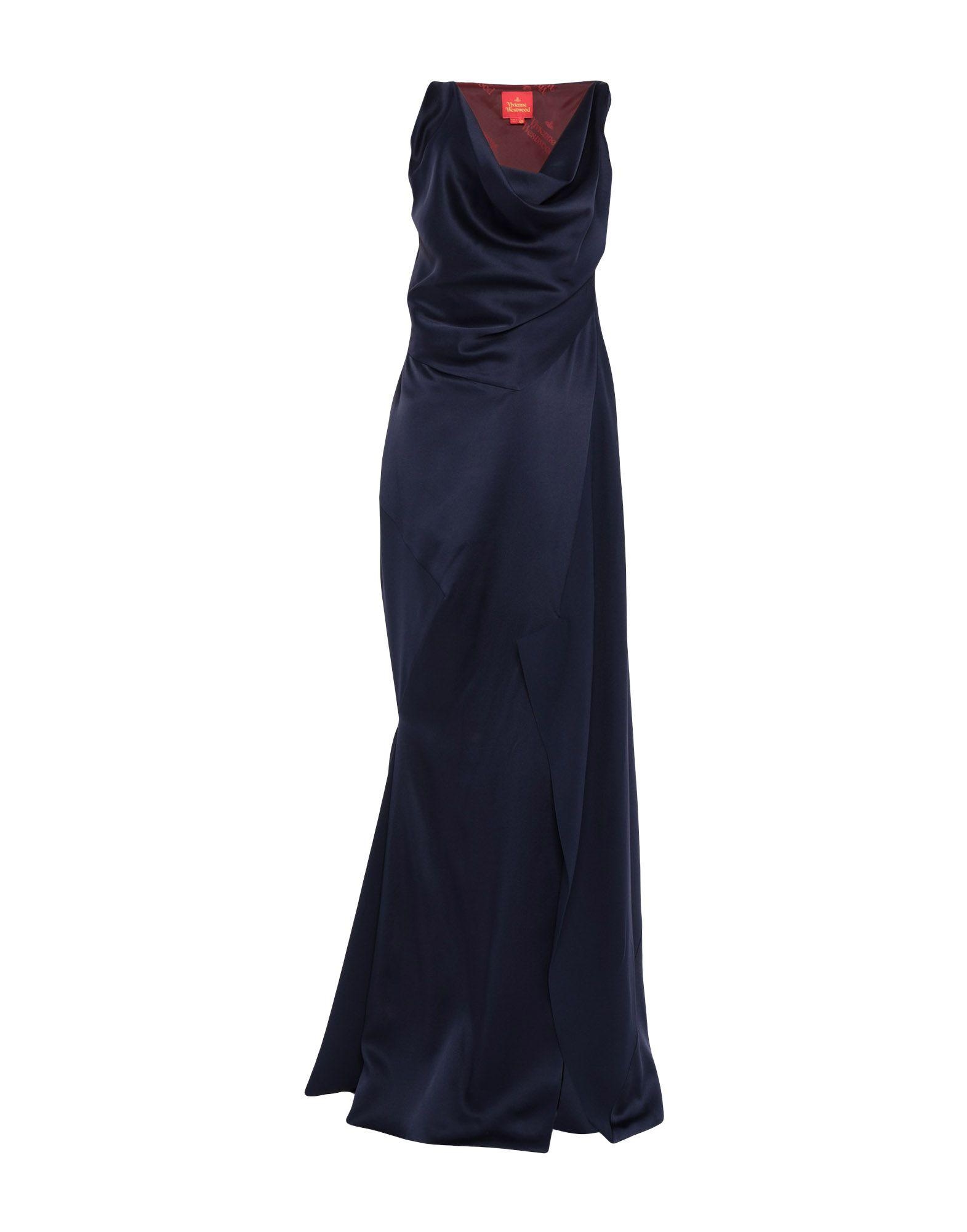 Фото - VIVIENNE WESTWOOD Длинное платье vivienne westwood red label длинное платье